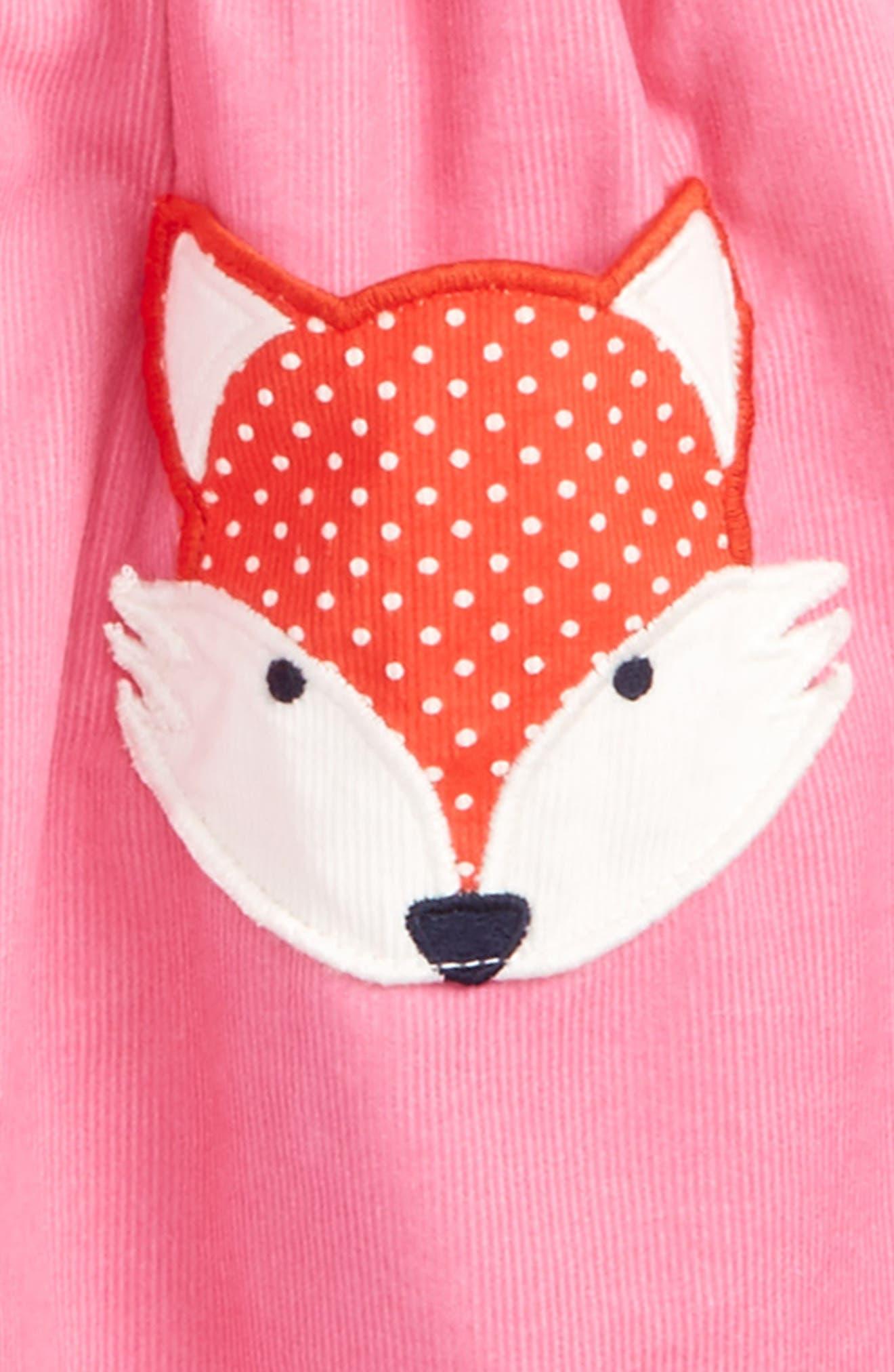 Alternate Image 2  - Mini Boden Animal Pocket Corduroy Skirt (Toddler Girls, Little Girls & Big Girls)