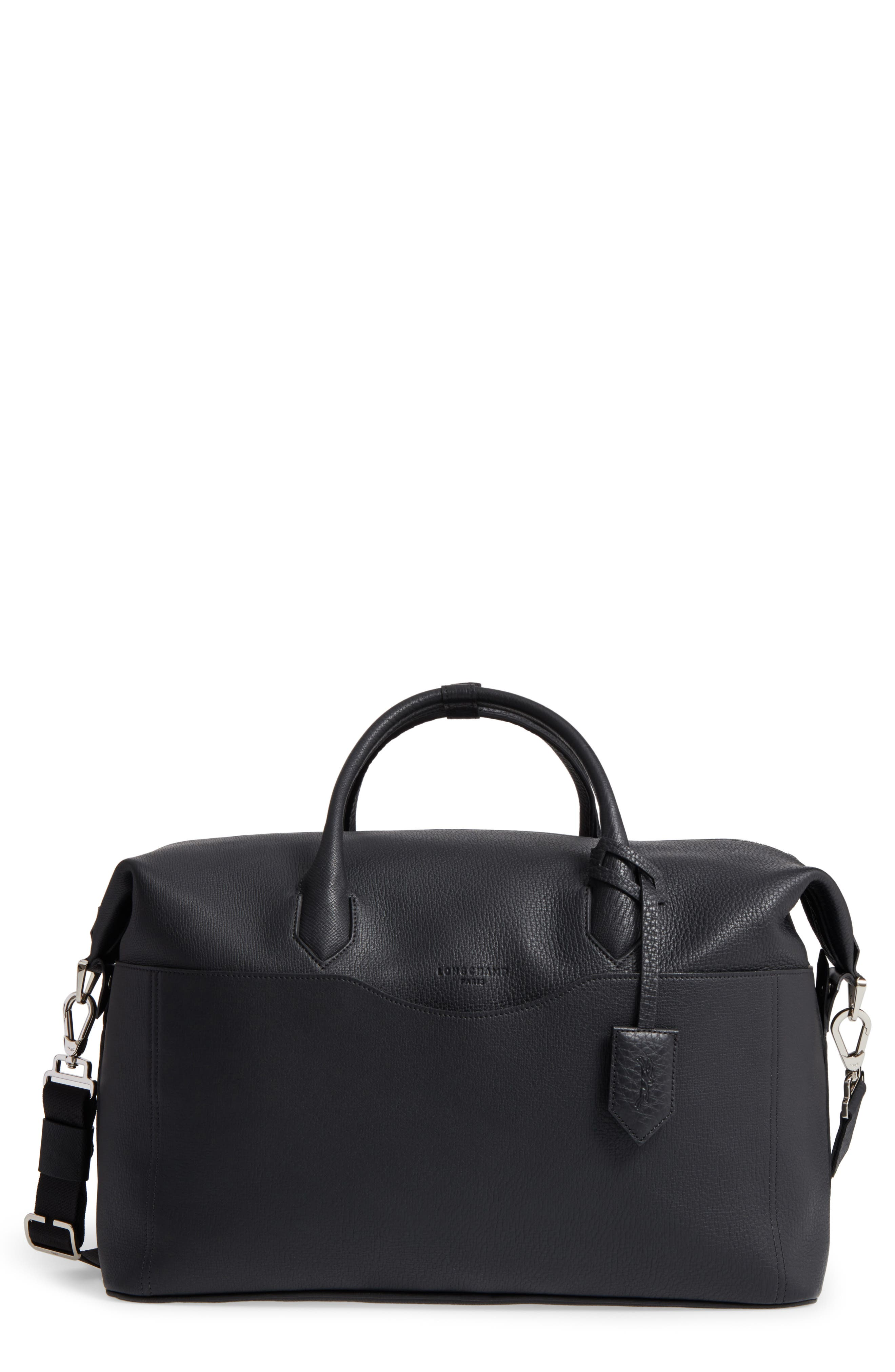 Alternate Image 1 Selected - Longchamp Ulysse Leather Travel Bag
