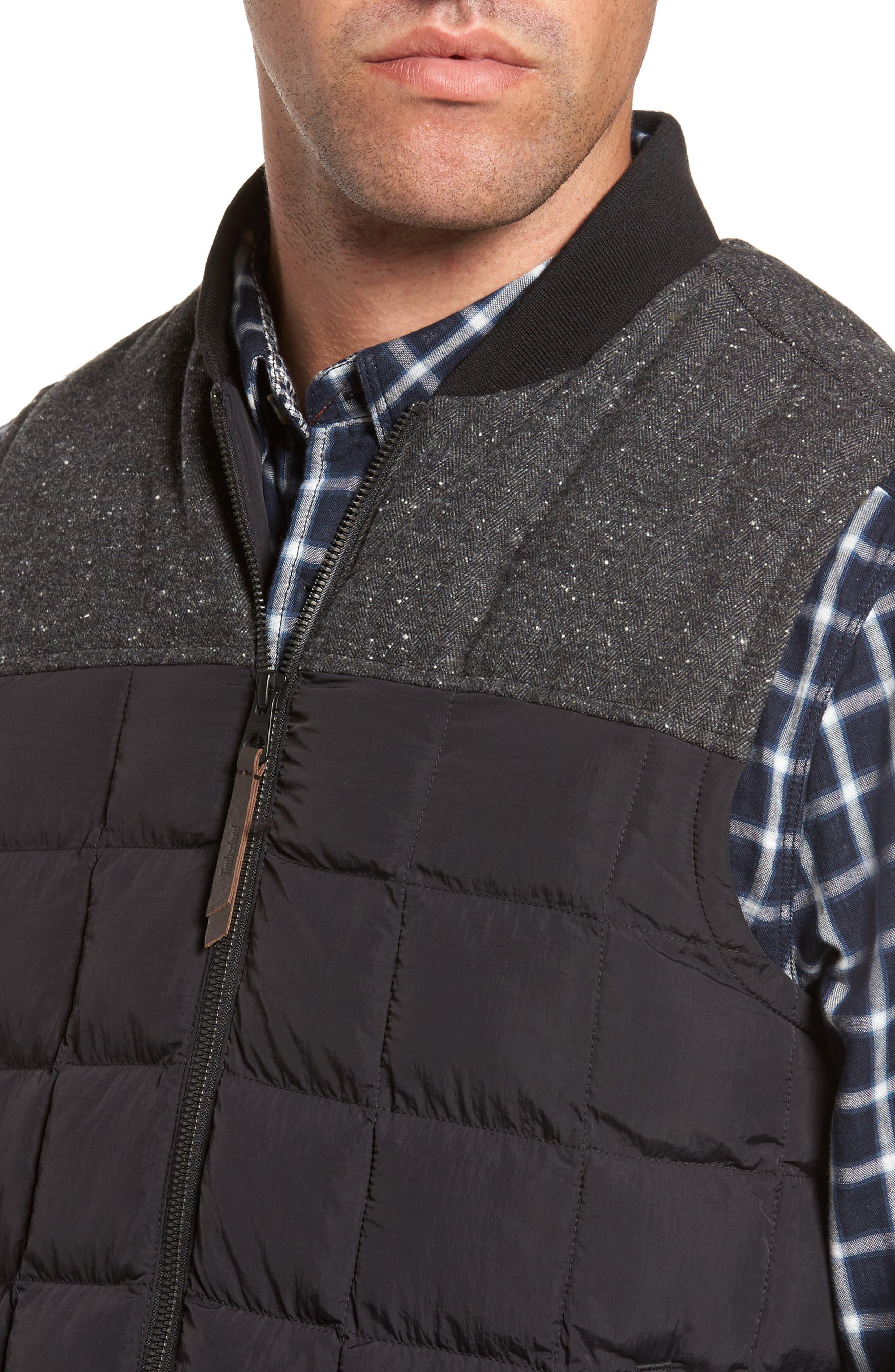 Alternate Image 4  - Timberland® Skye Peak Mixed Media Vest