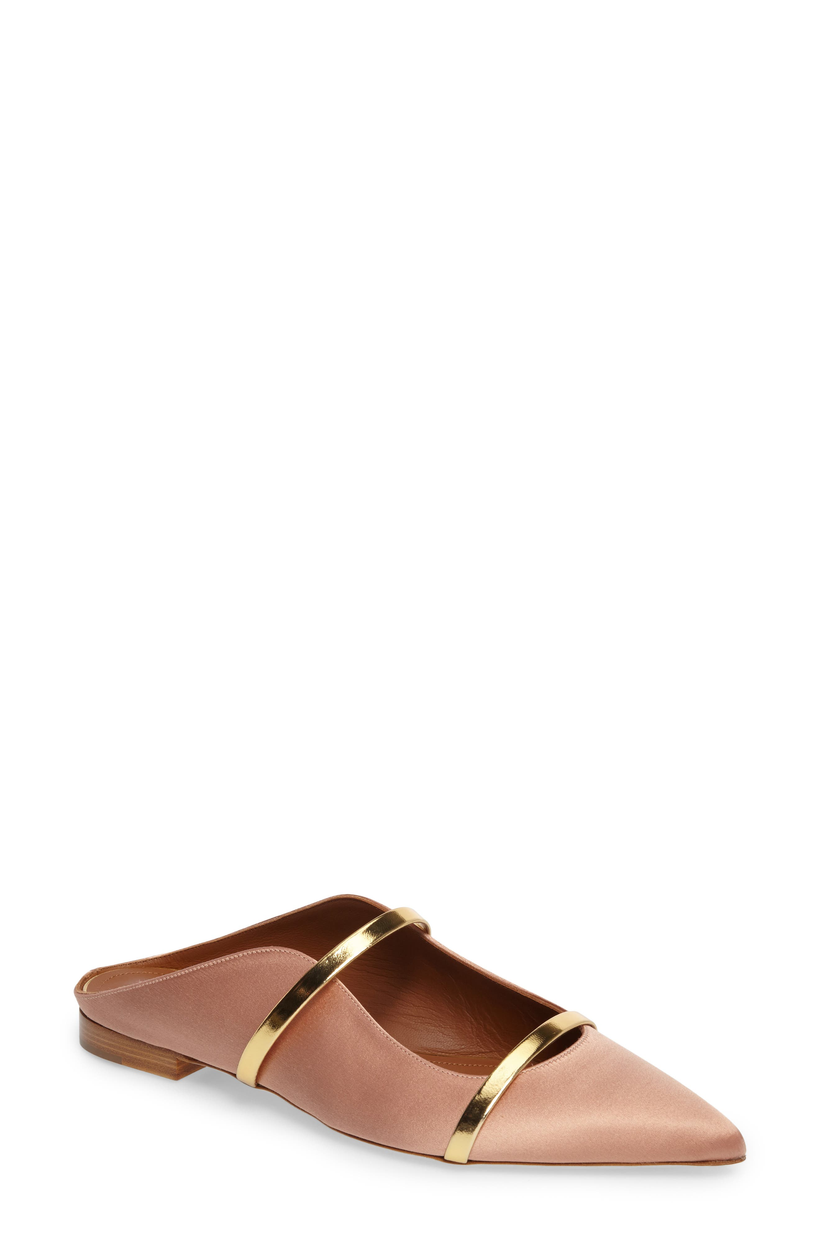 Alternate Image 1 Selected - Malone Souliers Maureen Double Band Mule (Women)