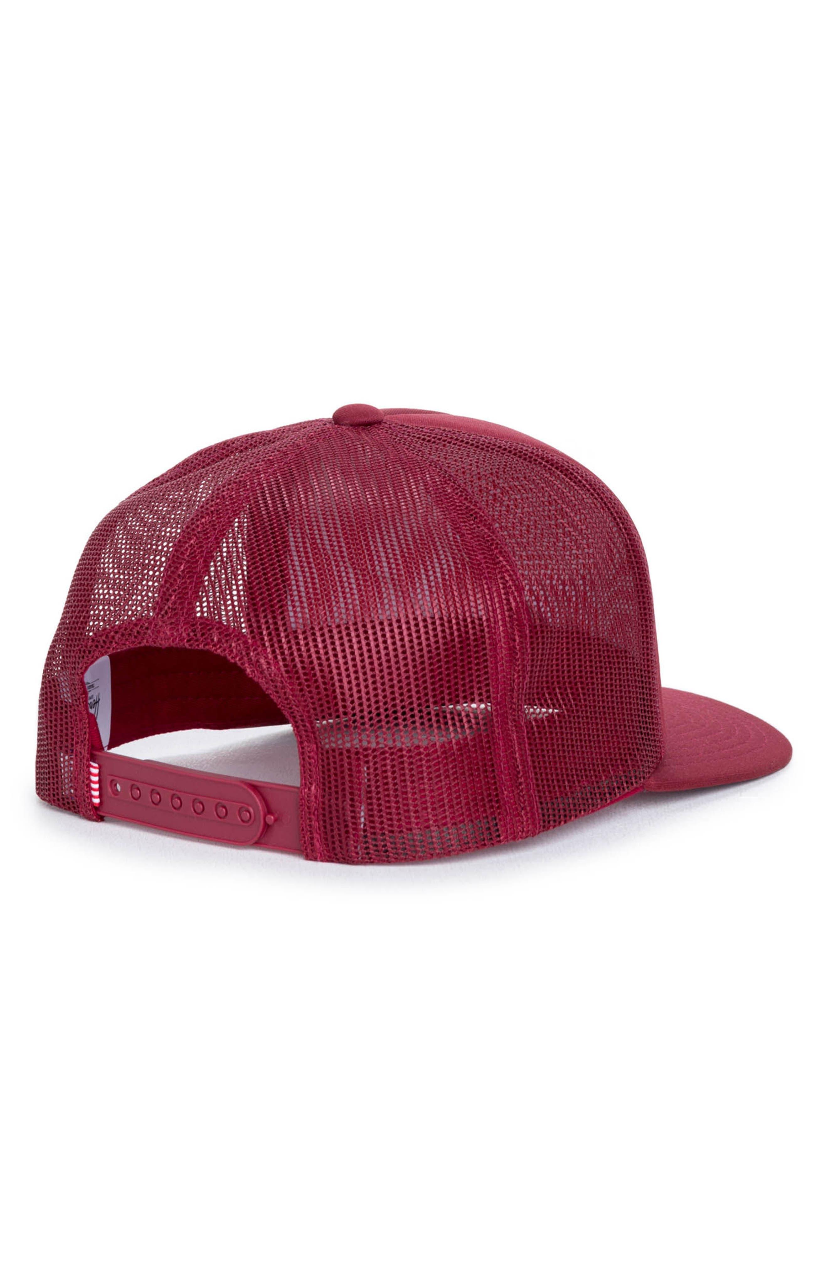 Alternate Image 2  - Herschel Supply Co. Whaler Trucker Hat