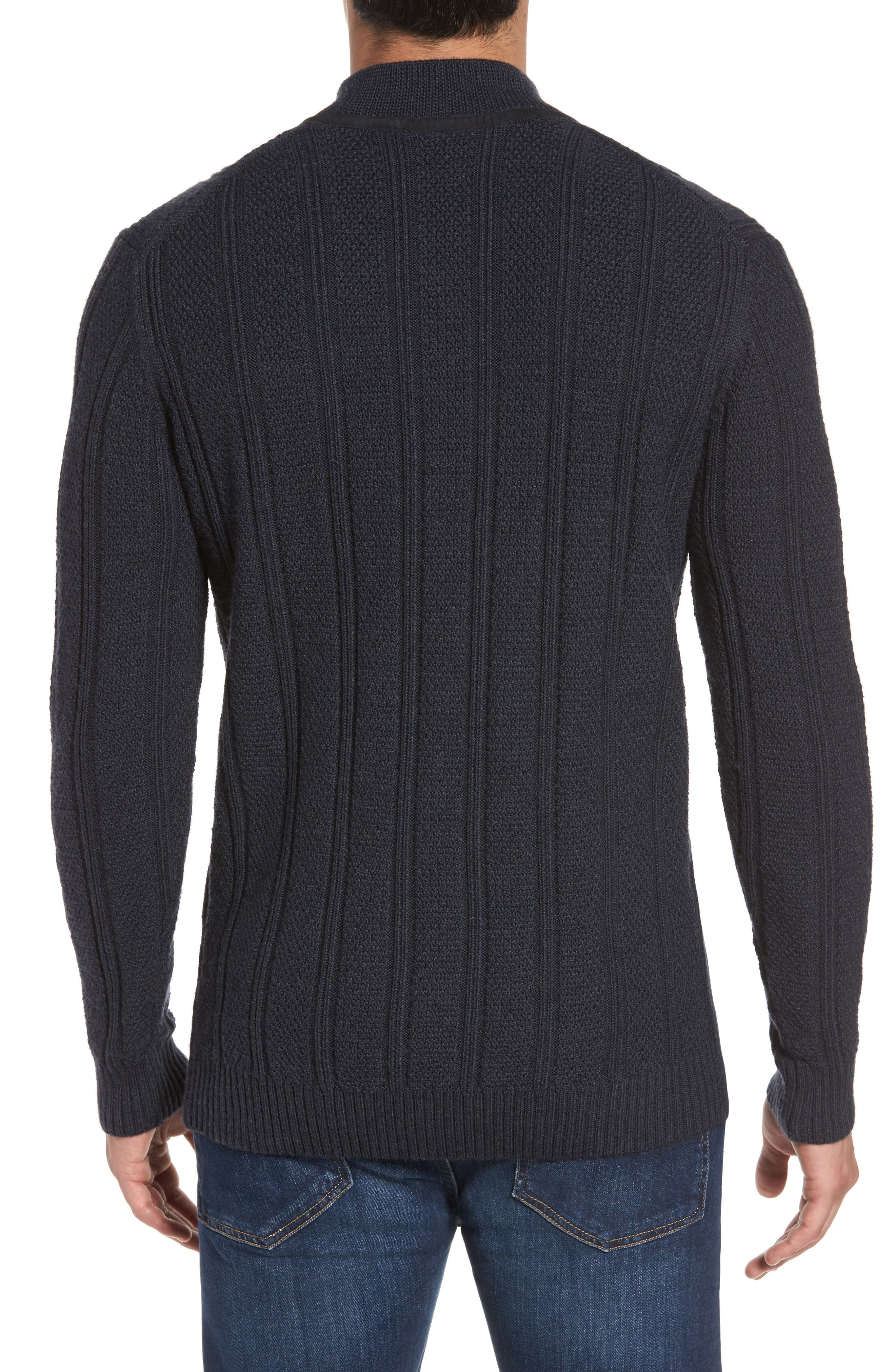 Alternate Image 2  - Rodd & Gunn Sovereign Island Wool Sweater