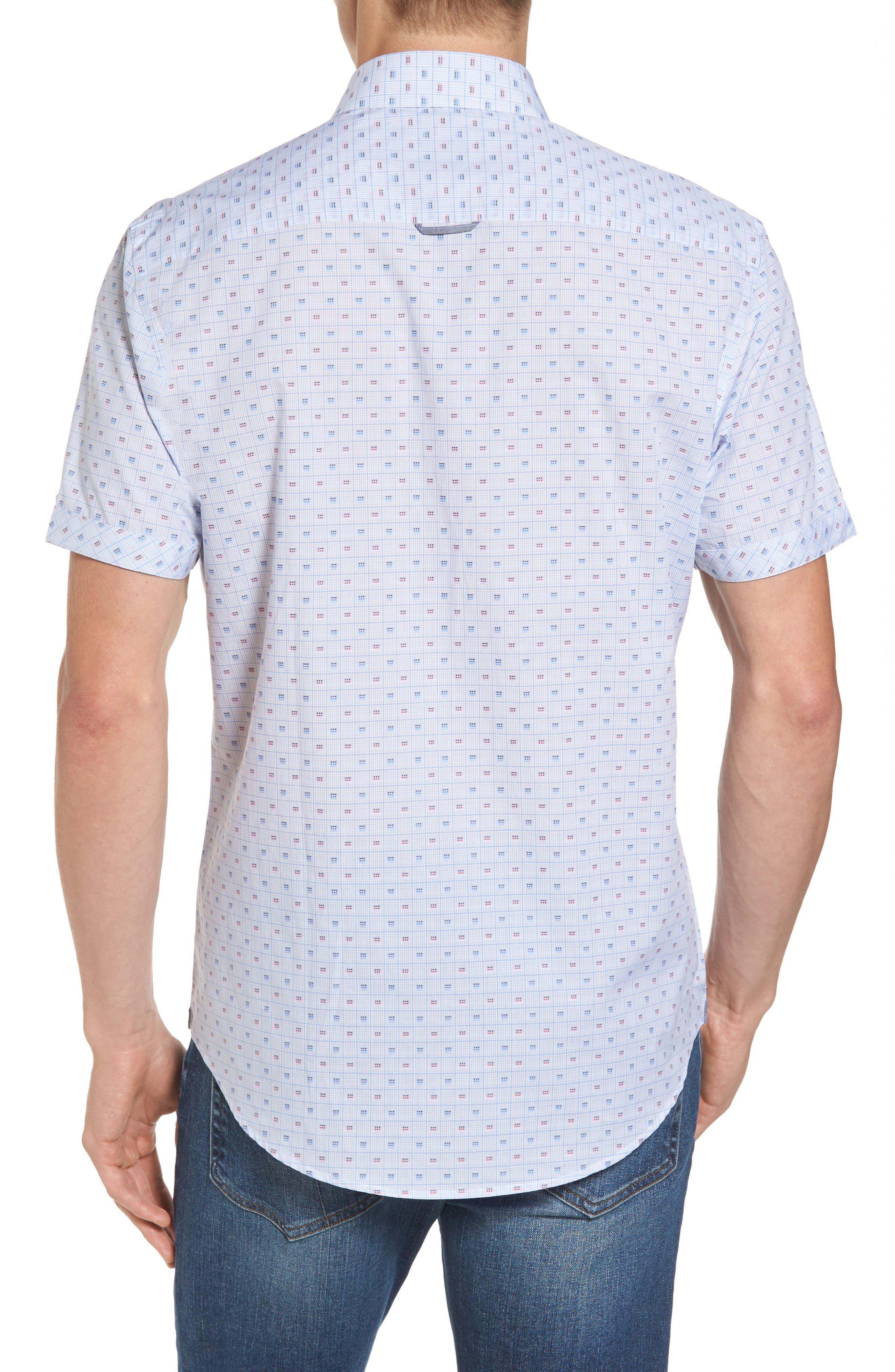 Alternate Image 2  - 7 Diamonds Atmosphere Woven Shirt