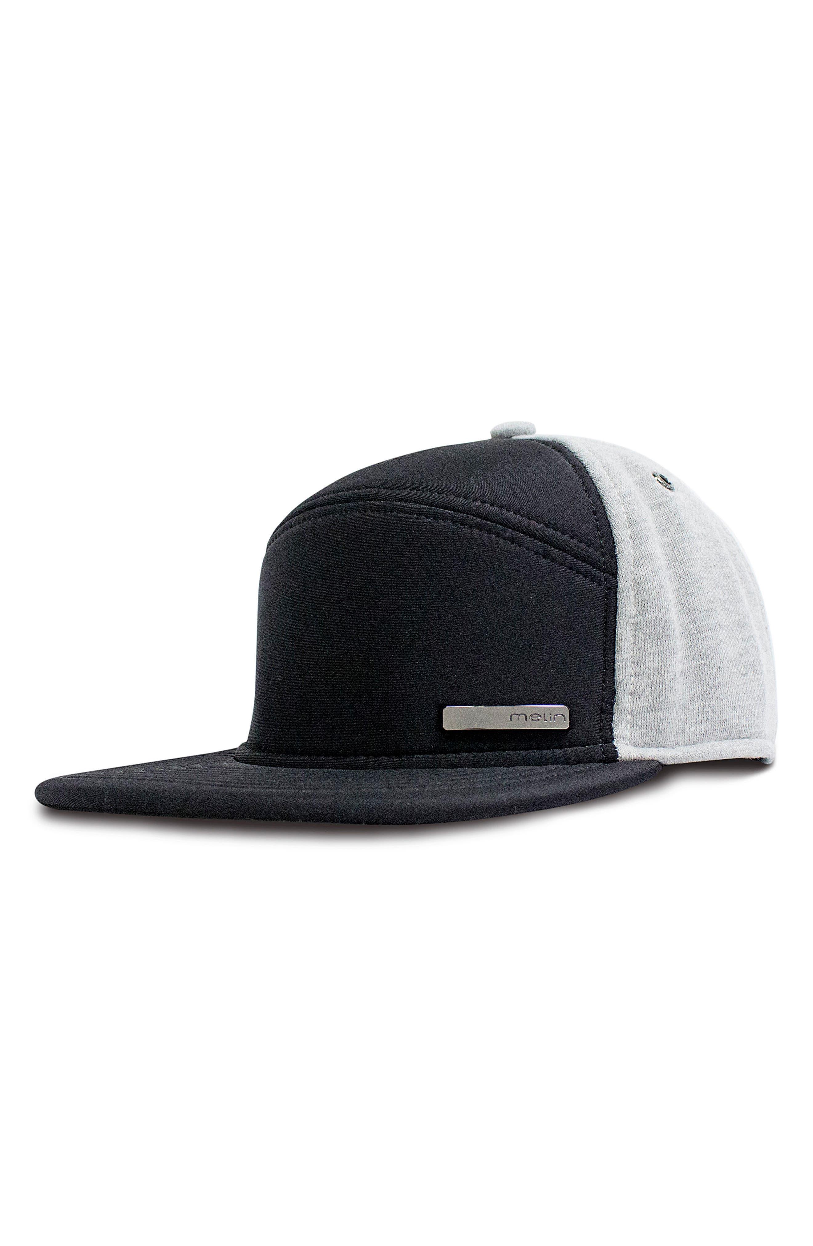 online store 72e40 bae25 MELIN MINI BAR SNAPBACK CAP - BLACK, BLACK  ROSE