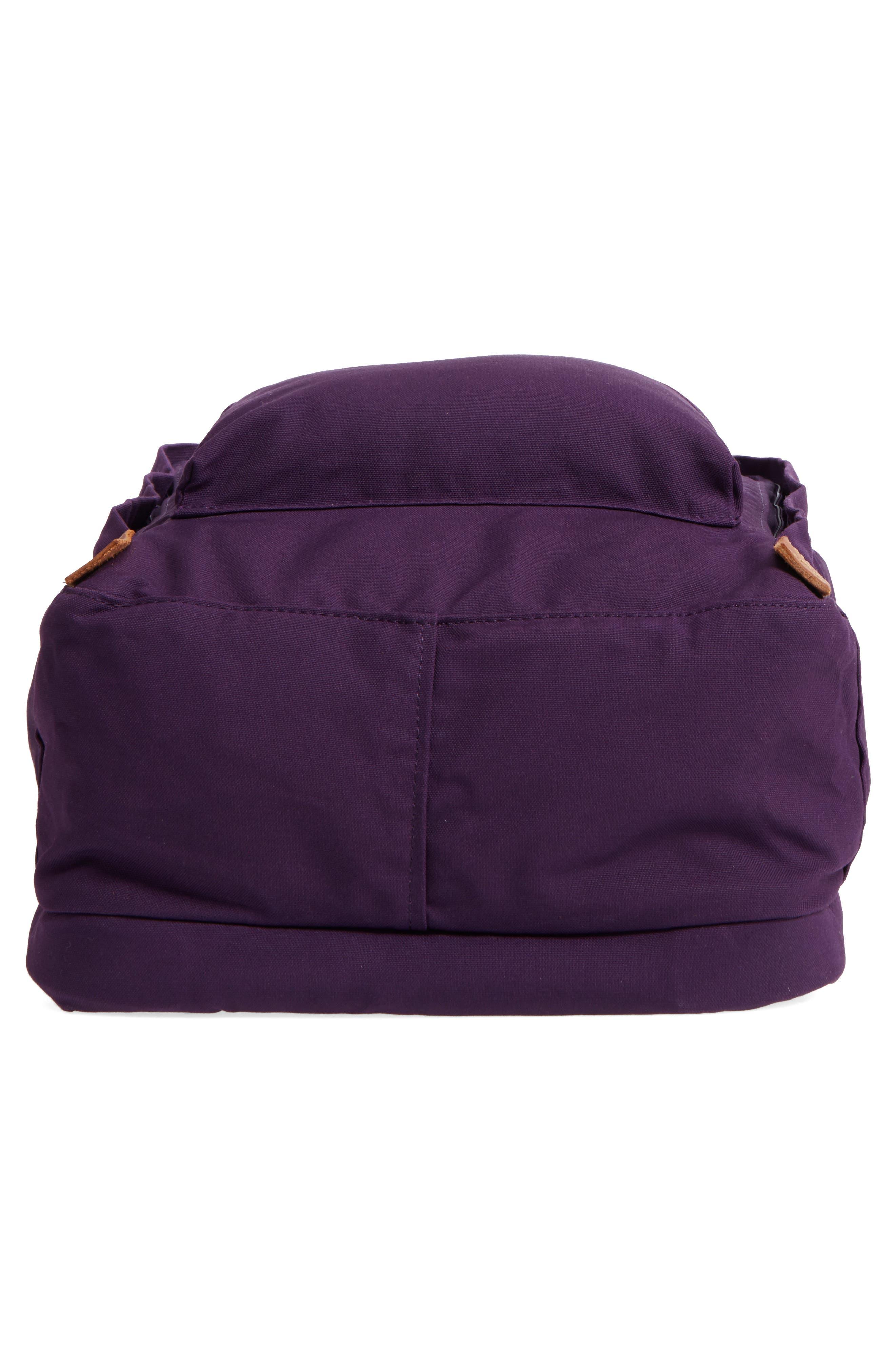 "Kånken No. 2 15"" Laptop Backpack,                             Alternate thumbnail 5, color,                             Alpine Purple"