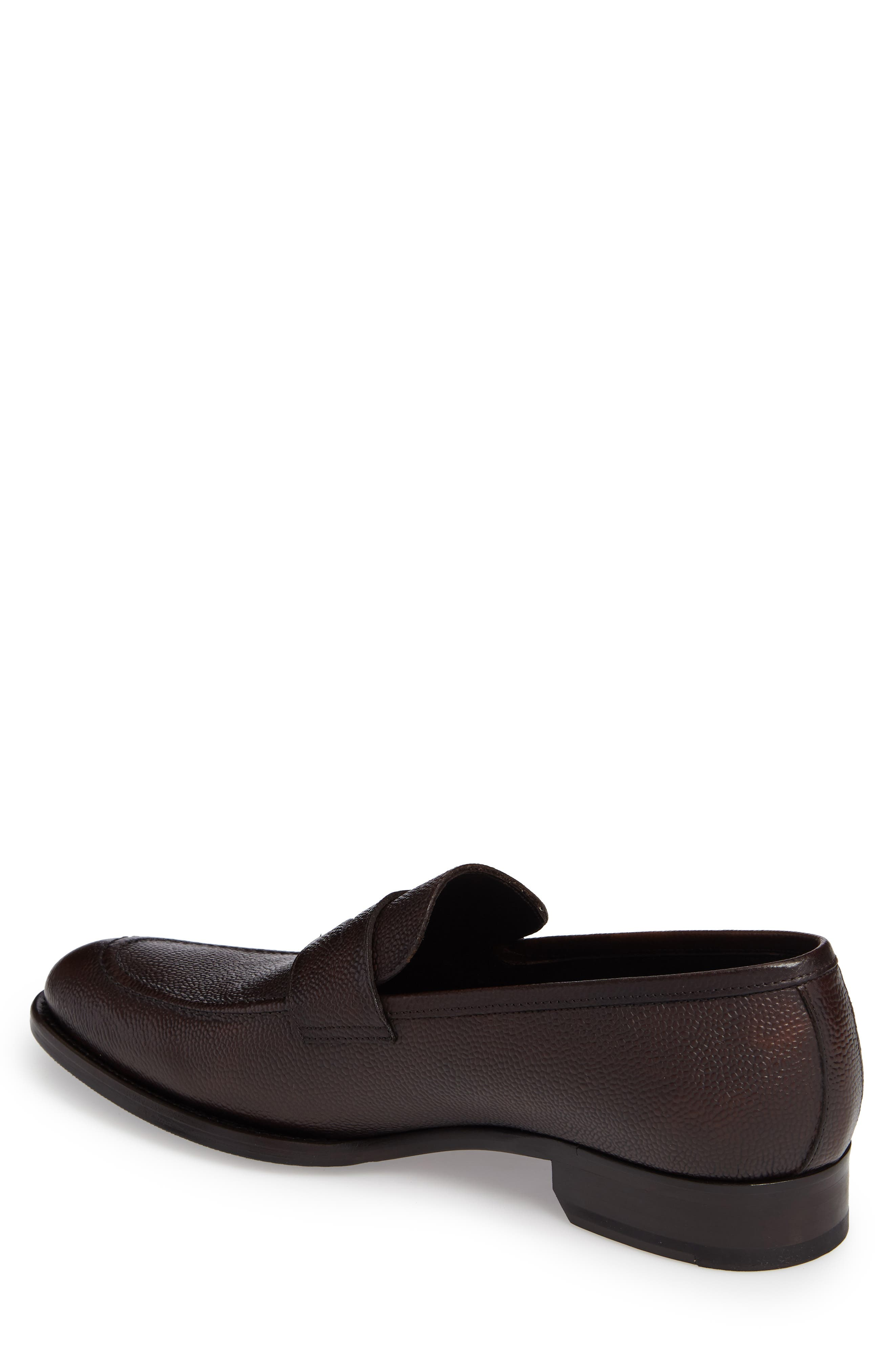 James Penny Loafer,                             Alternate thumbnail 2, color,                             Brown Leather