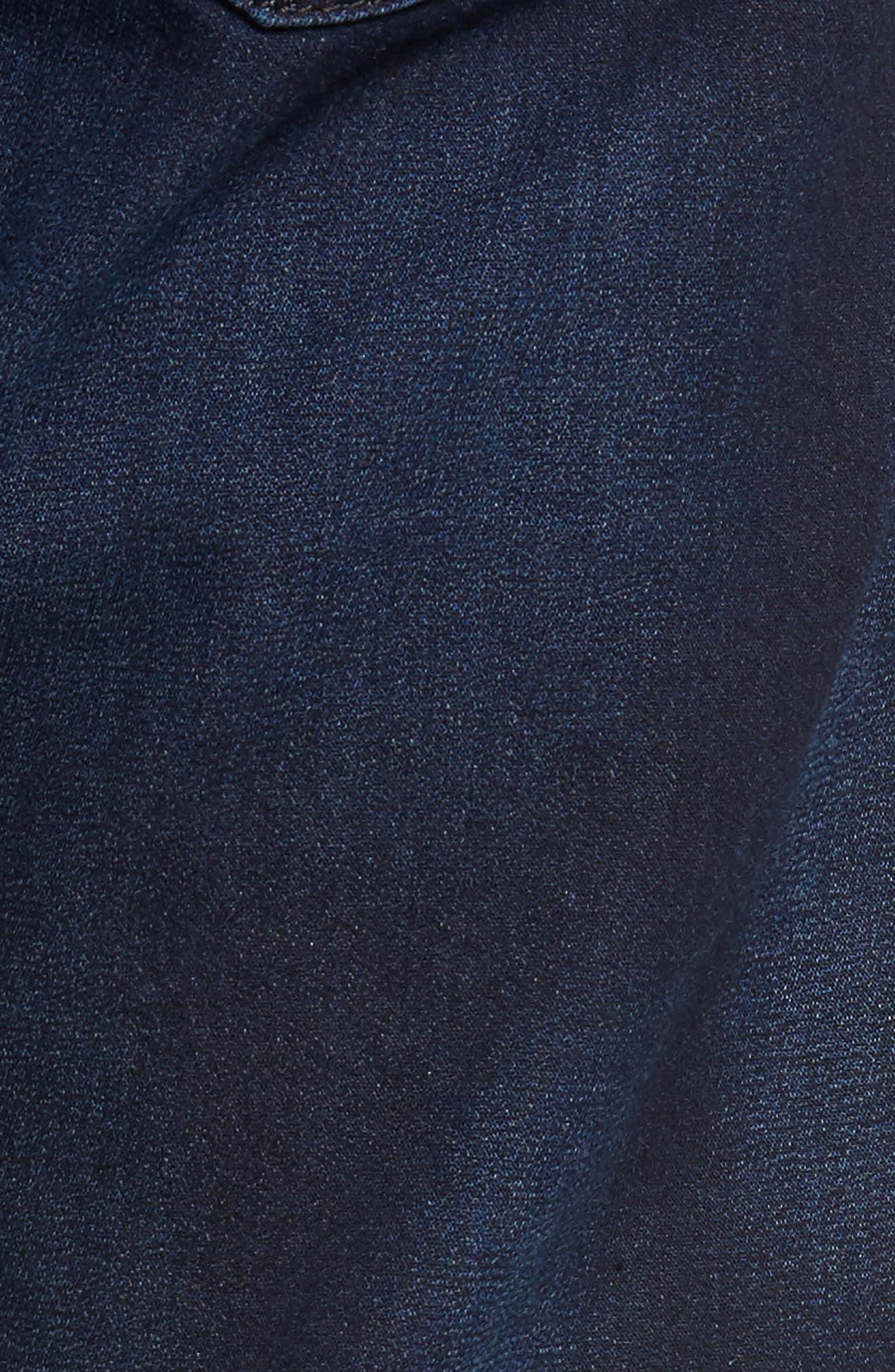 Alternate Image 5  - DIESEL® Krooley Slouchy Skinny Jeans