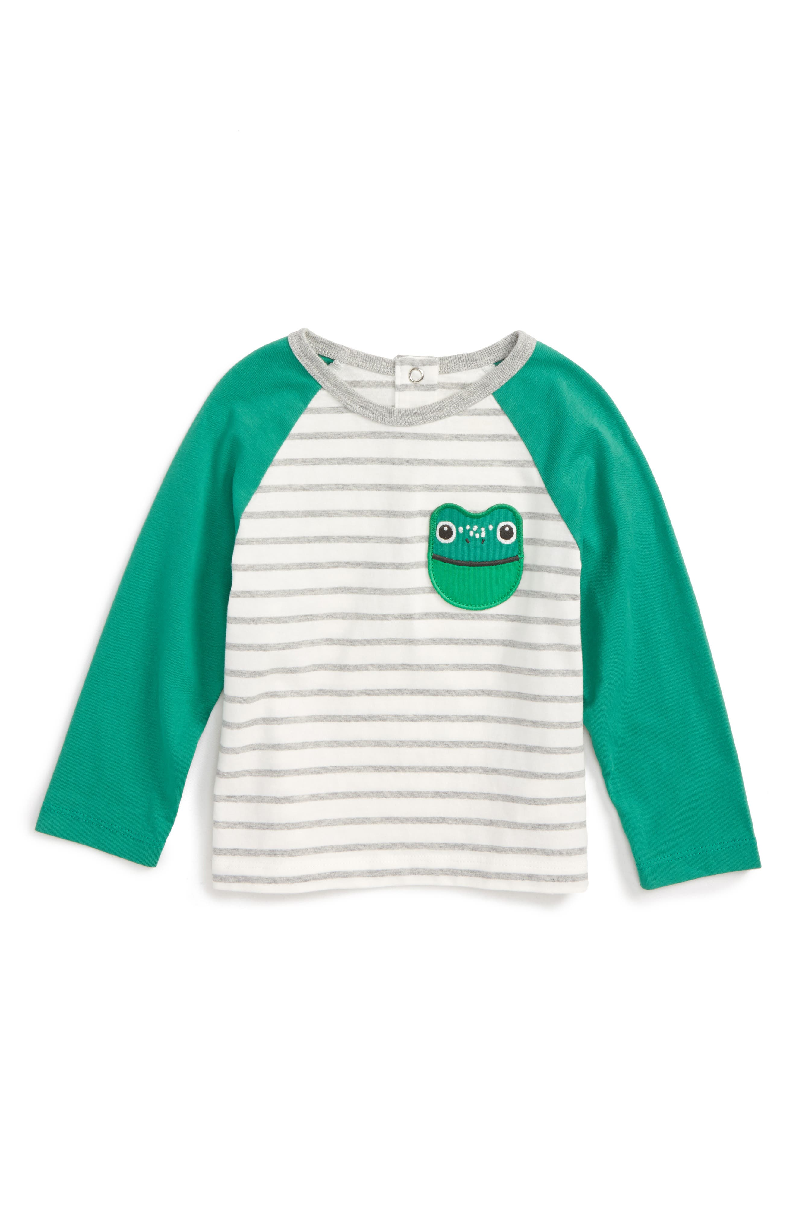 Mini Boden Pocket Pet T-Shirt (Baby Boys & Toddler Boys)