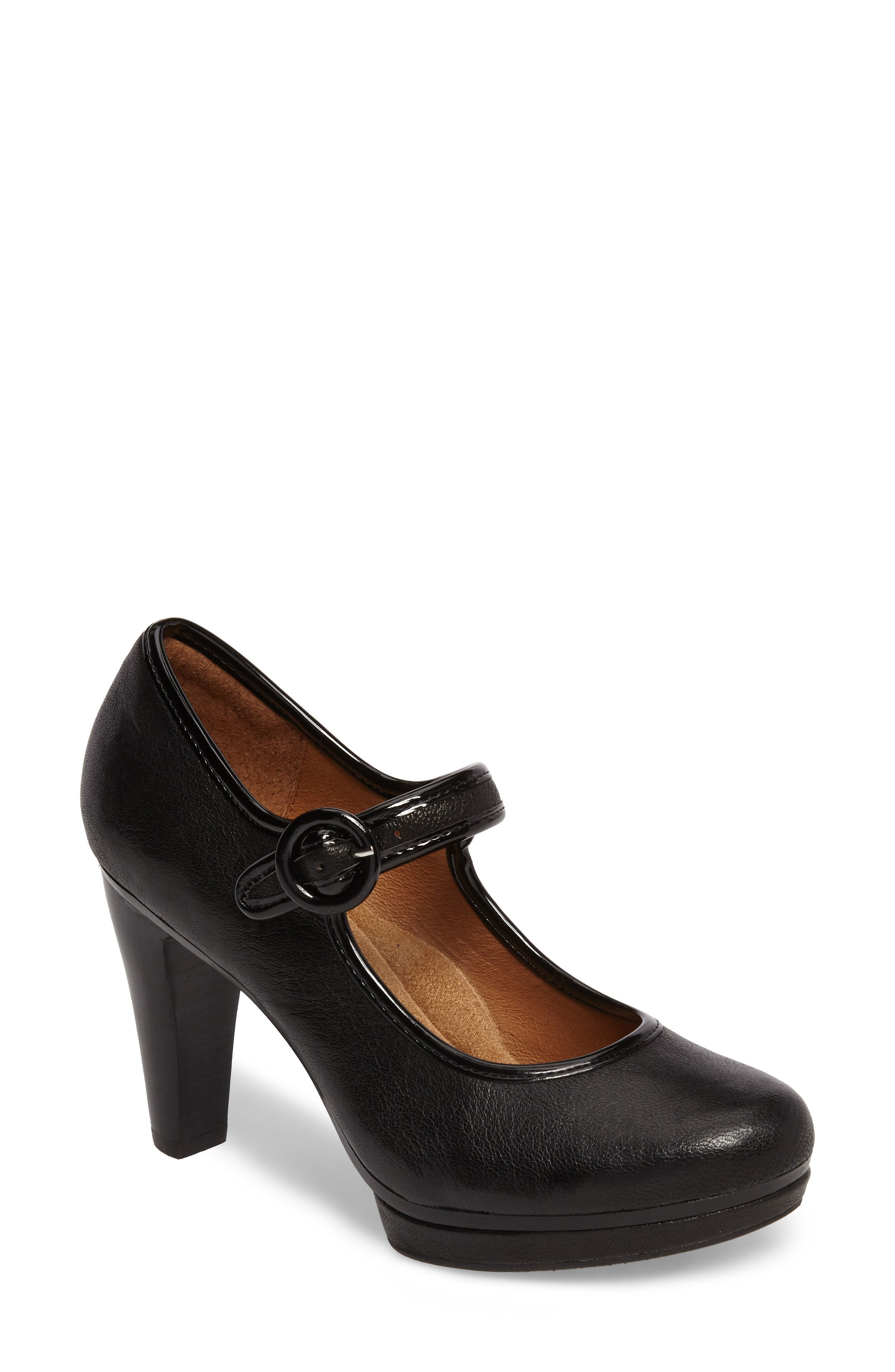 Söfft Monique Mary Jane Platform Pump (Women)