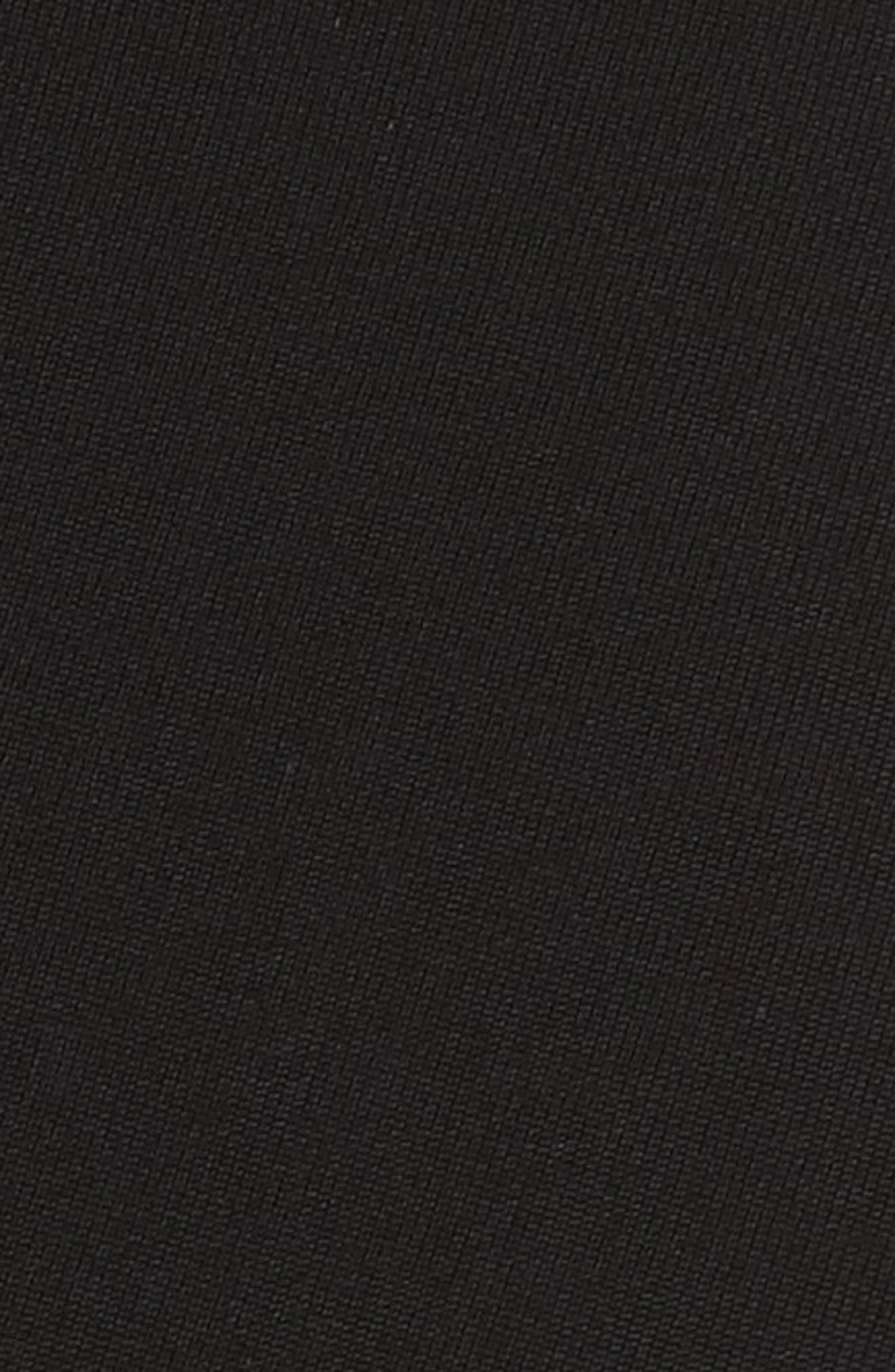 Alternate Image 5  - Comme des Garçons Bending Skirt Wool Dress