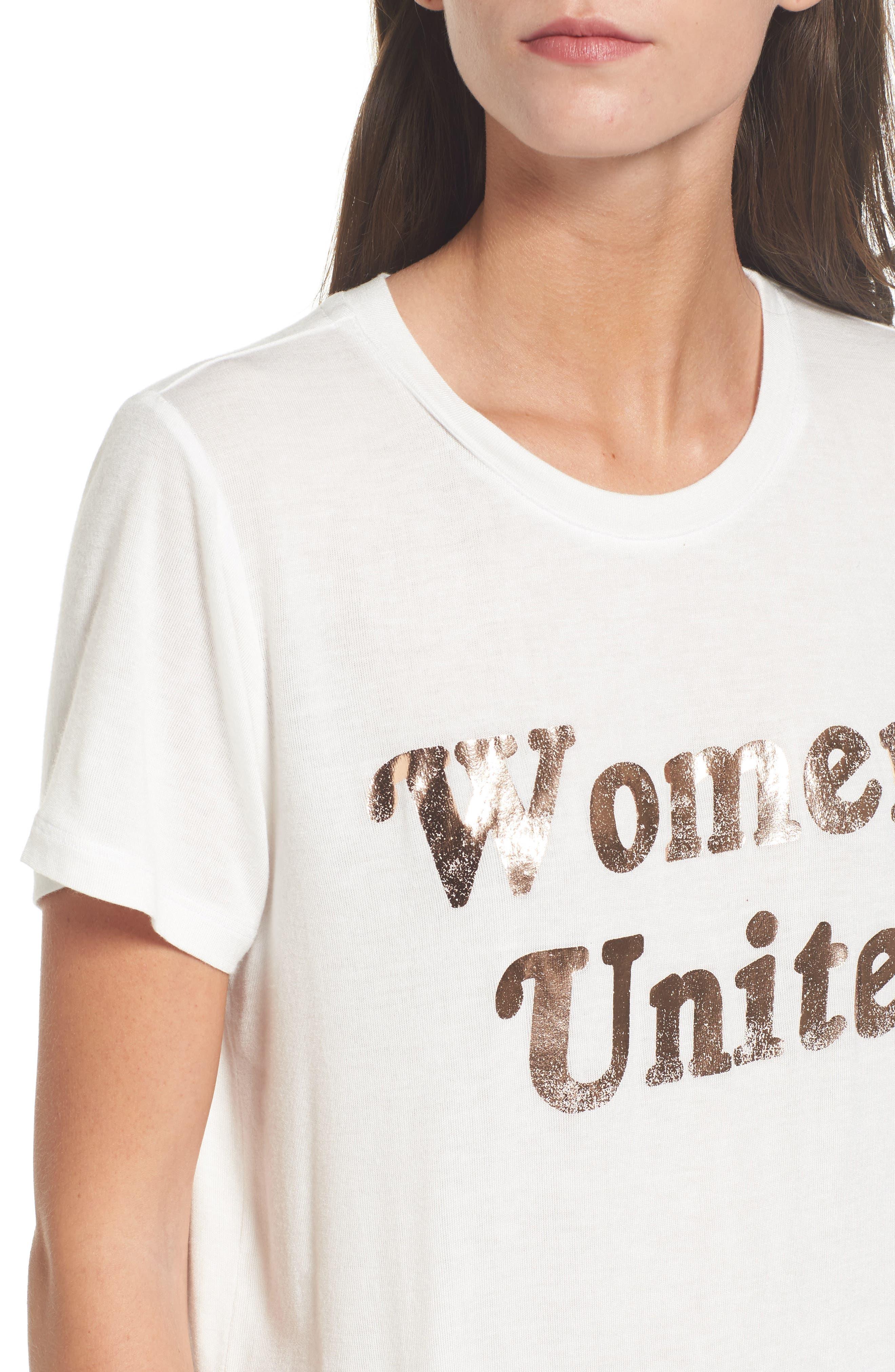 Alternate Image 4  - Daydreamer Women Unite Graphic Tee