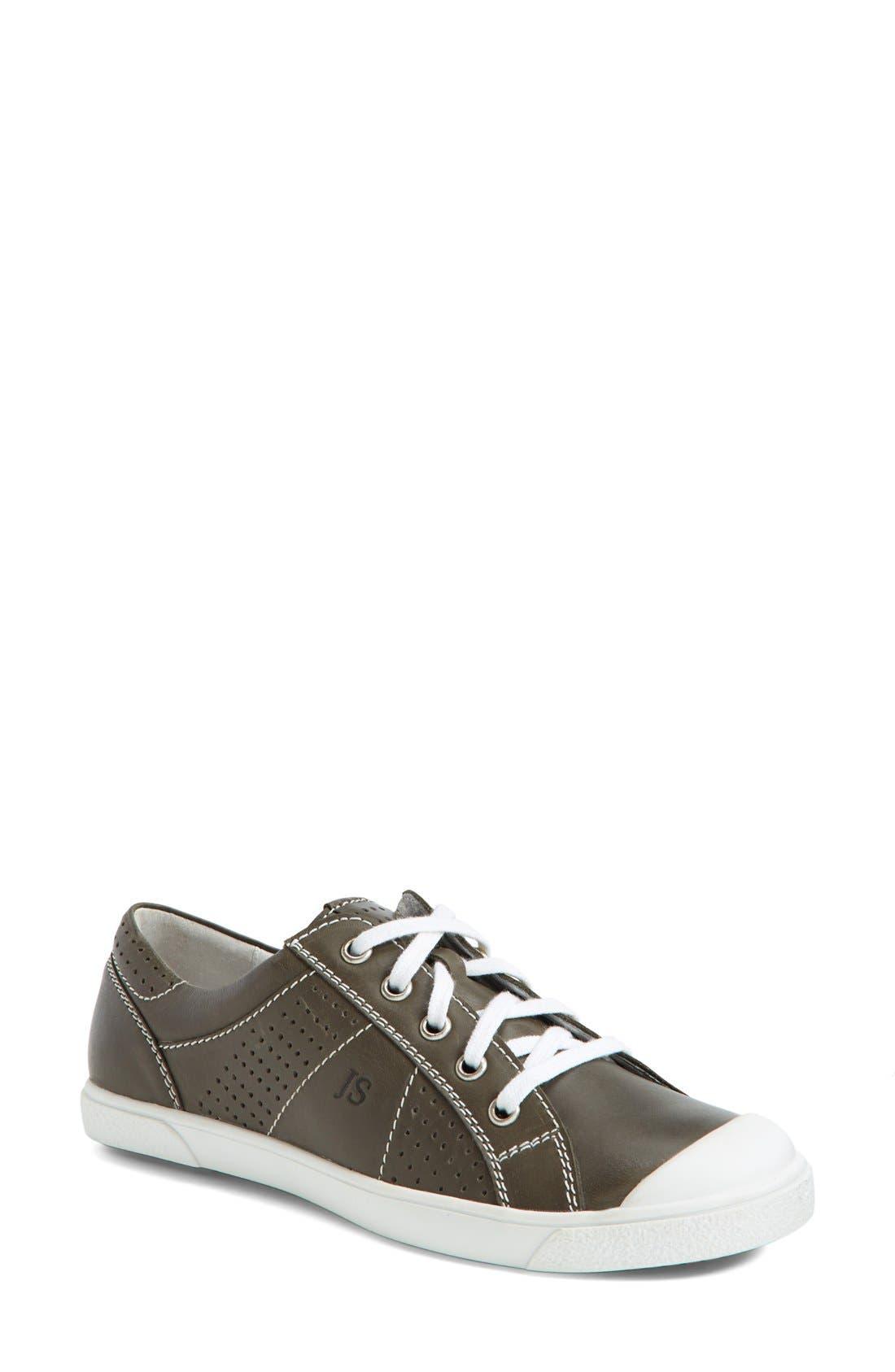 Main Image - Josef Seibel 'Lilo 13' Leather Sneaker ...