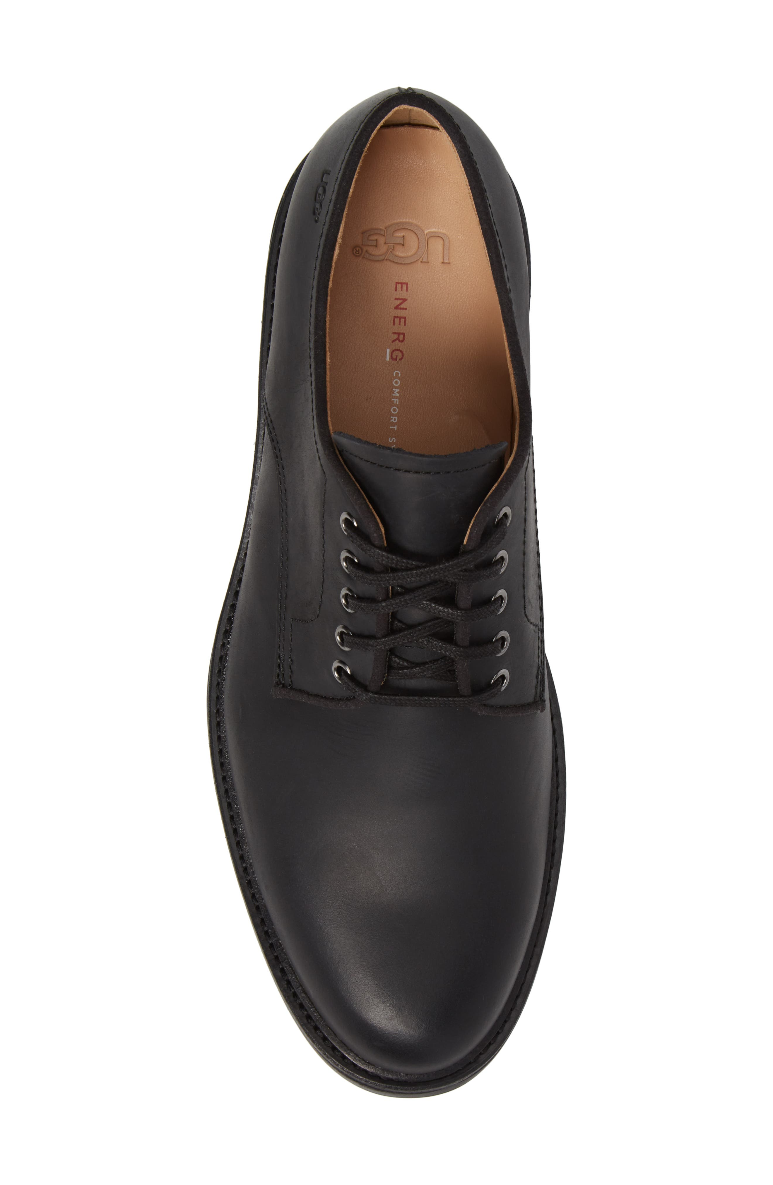 Jovin Buck Shoe,                             Alternate thumbnail 5, color,                             Black