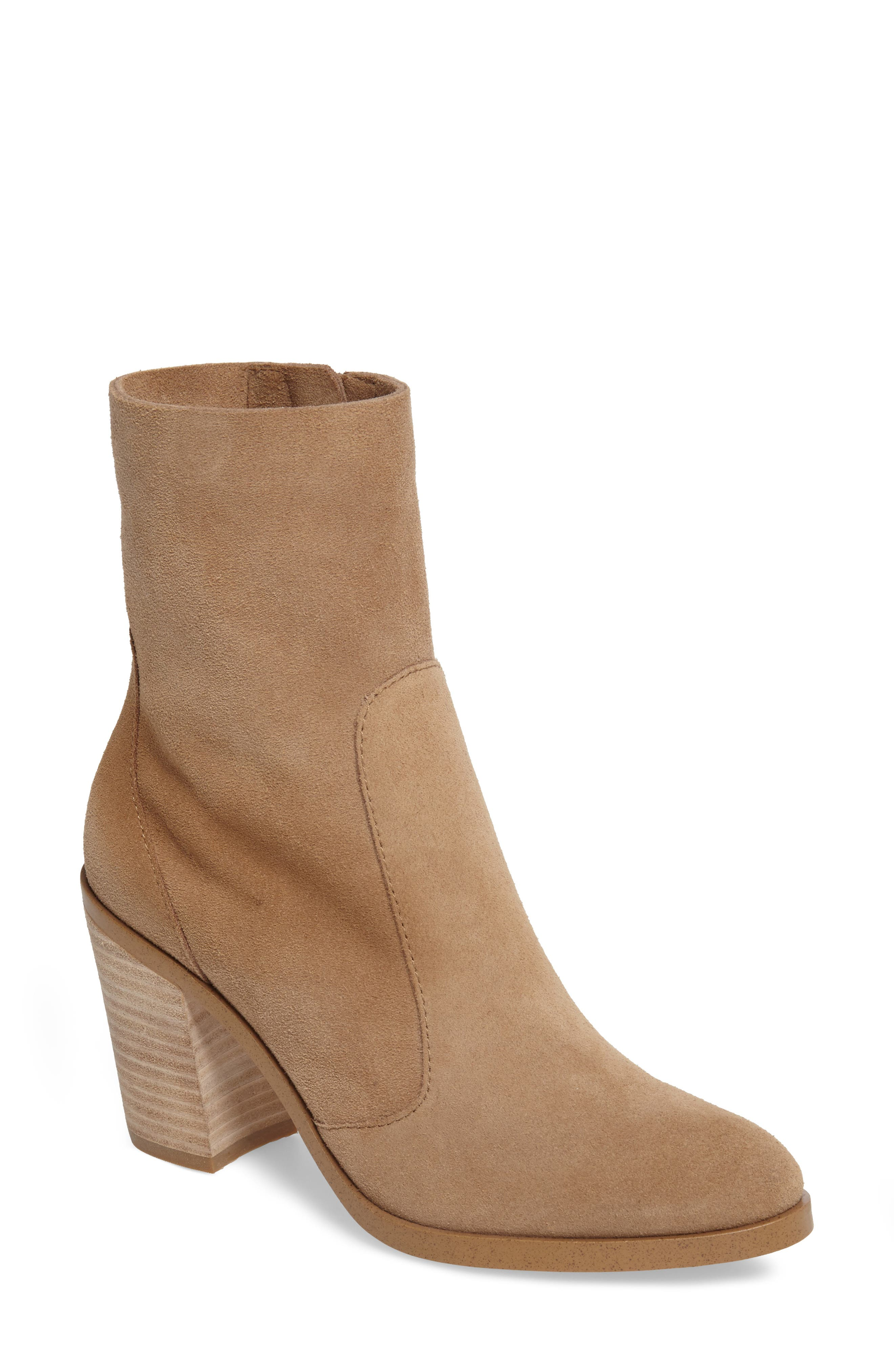 Splendid Roselyn II Almond Toe Bootie (Women)