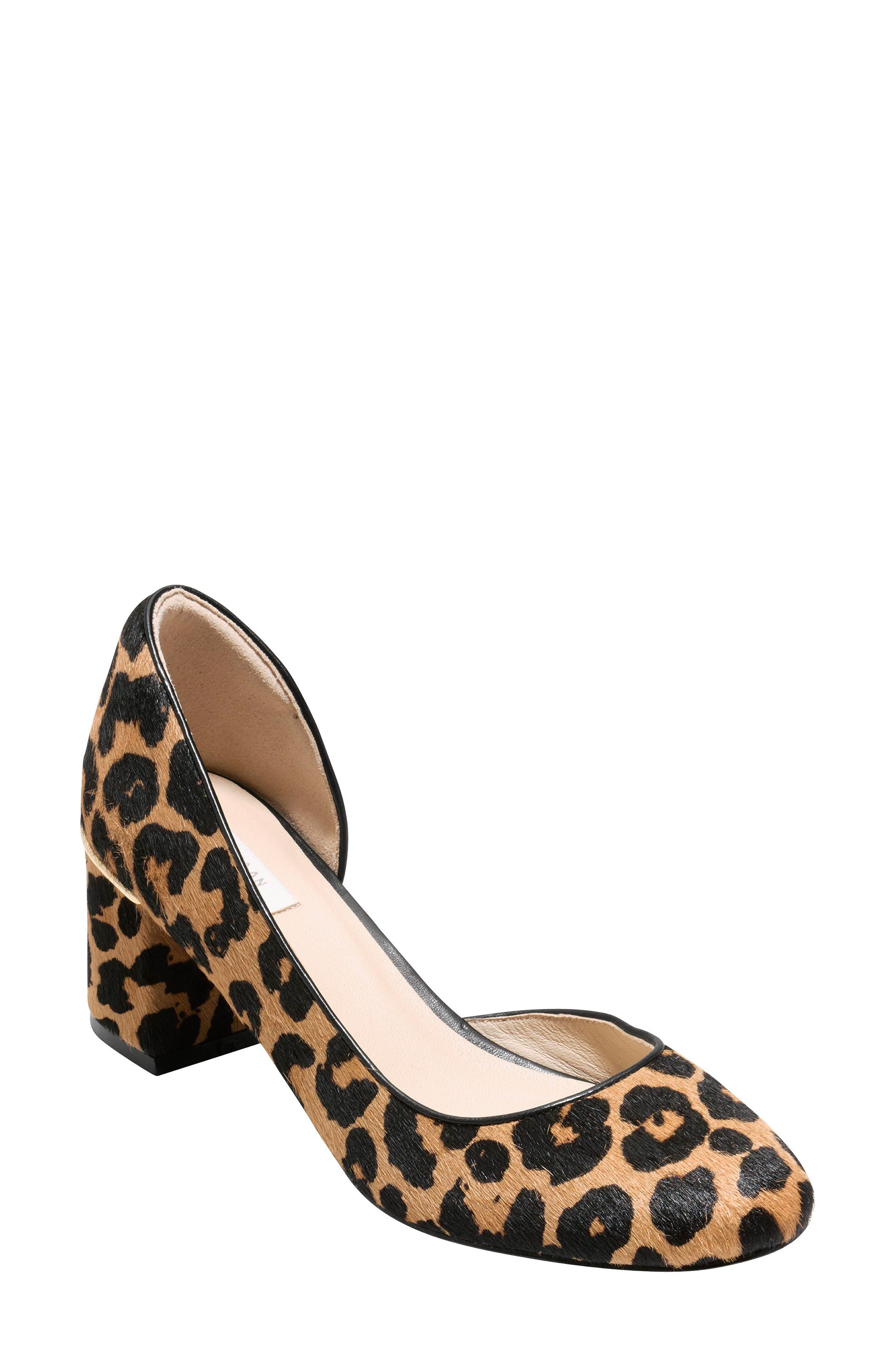 Cole Haan Laree Half d'Orsay Pump (Women)