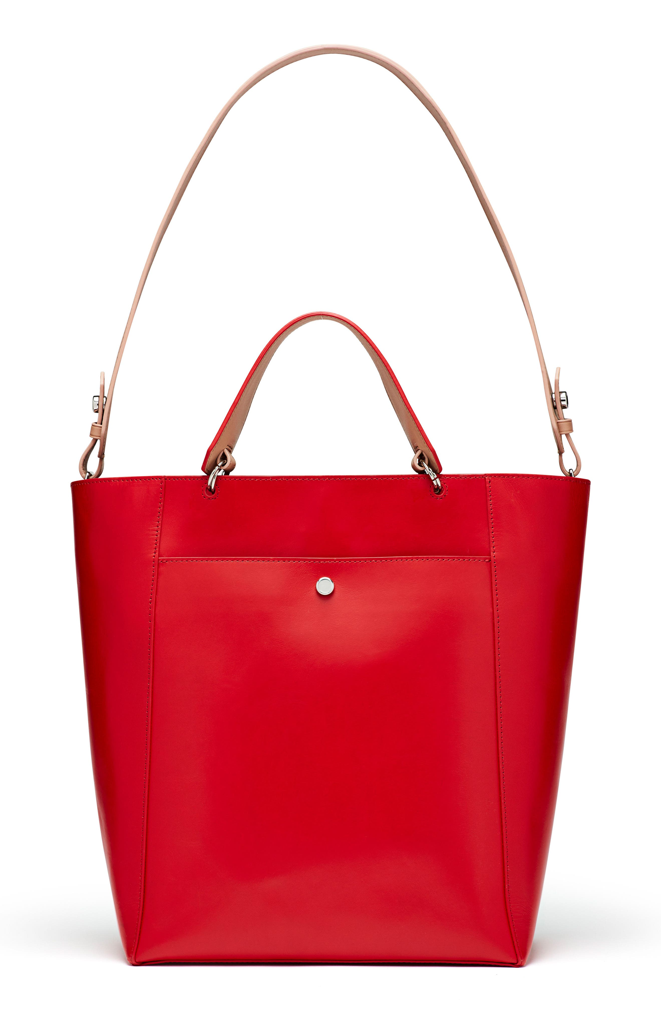 Alternate Image 6  - Elizabeth and James Large Eloise Leather Tote