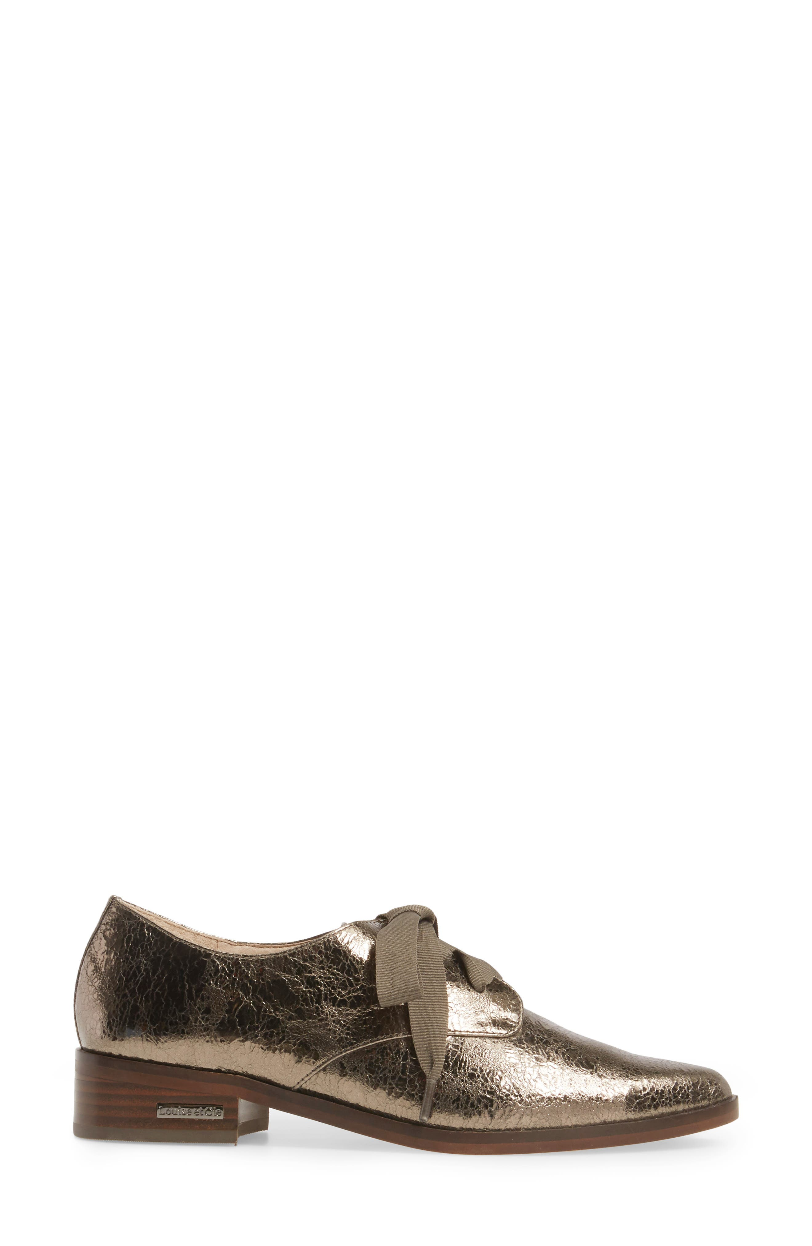 Alternate Image 3  - Louise et Cie 'Adwin' Almond Toe Oxford (Women) (Nordstrom Exclusive)