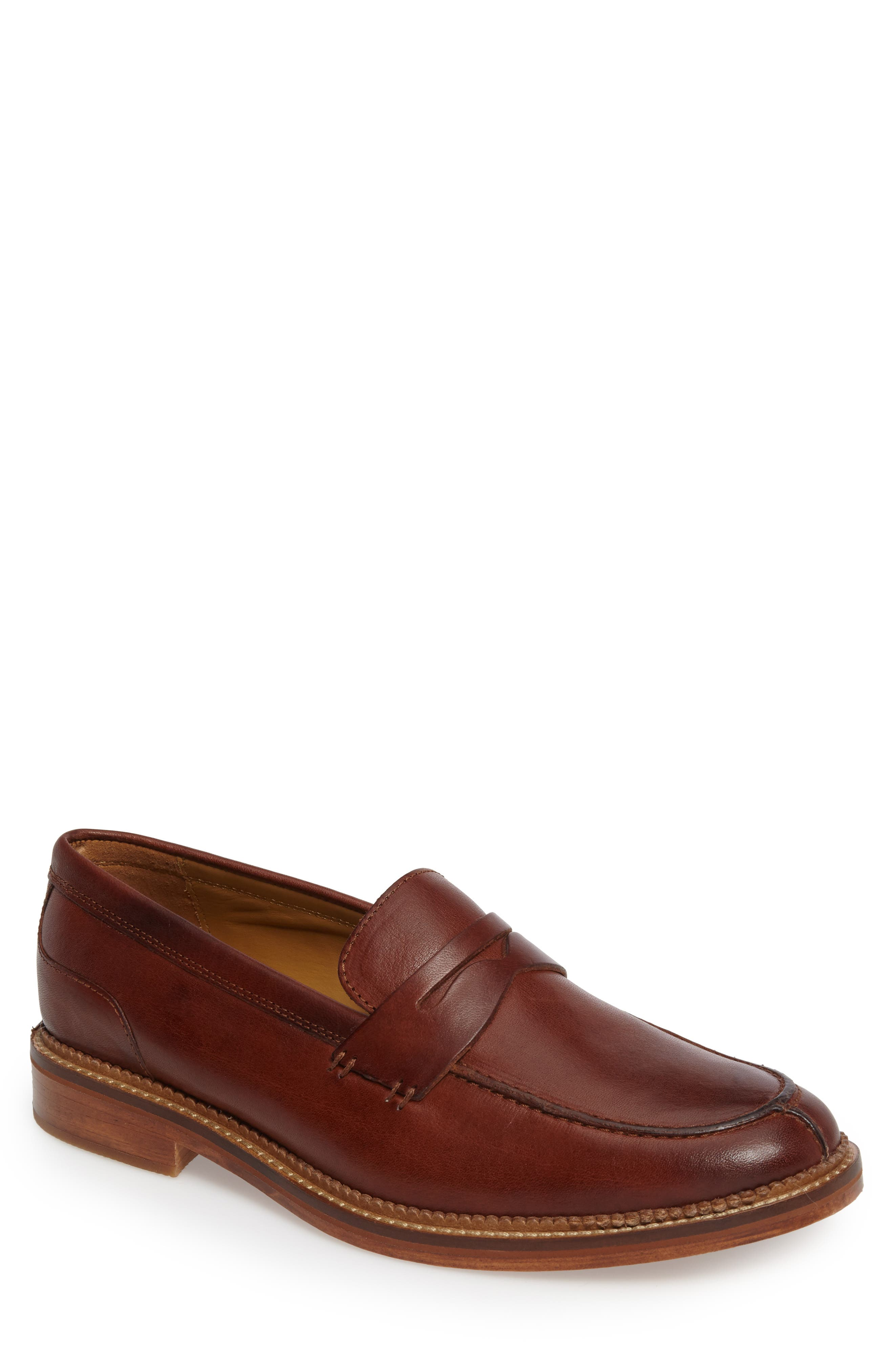 J SHOES Ravenwood Penny Loafer (Men)