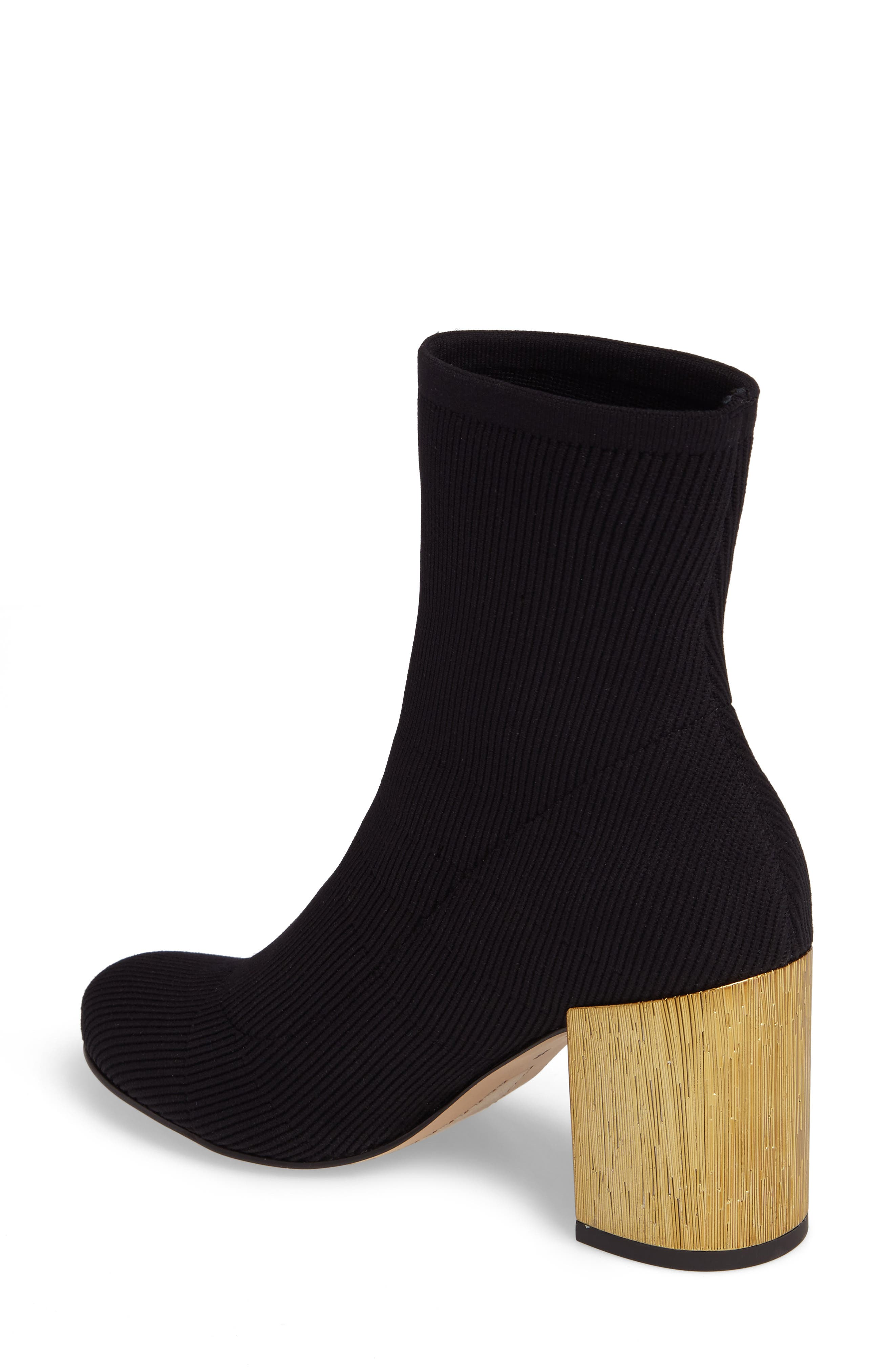 Alternate Image 2  - Splendid Rosinda Knit Bootie (Women)