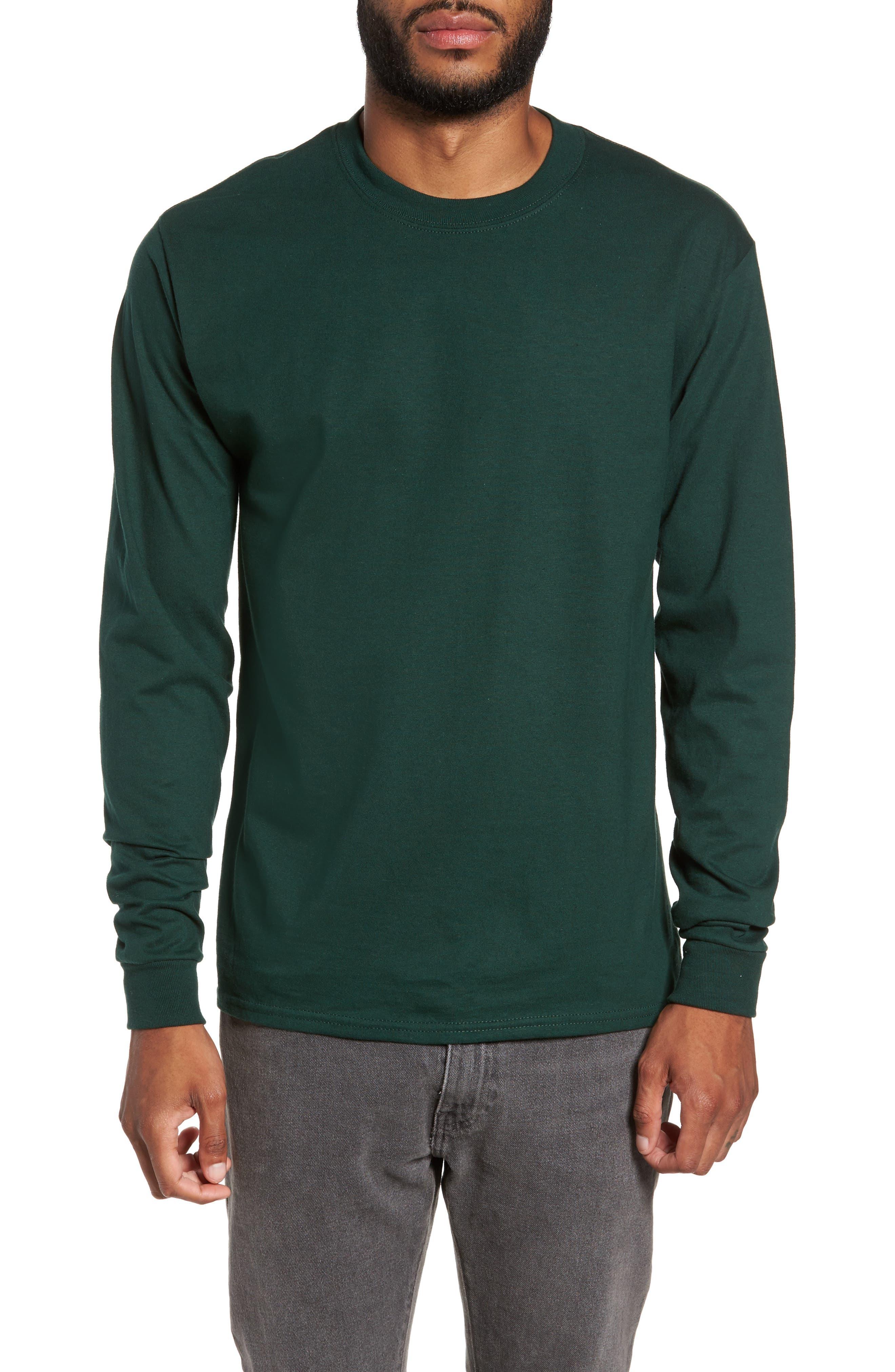 Alternate Image 2  - Peanuts Snoopy Skate Long Sleeve T-Shirt