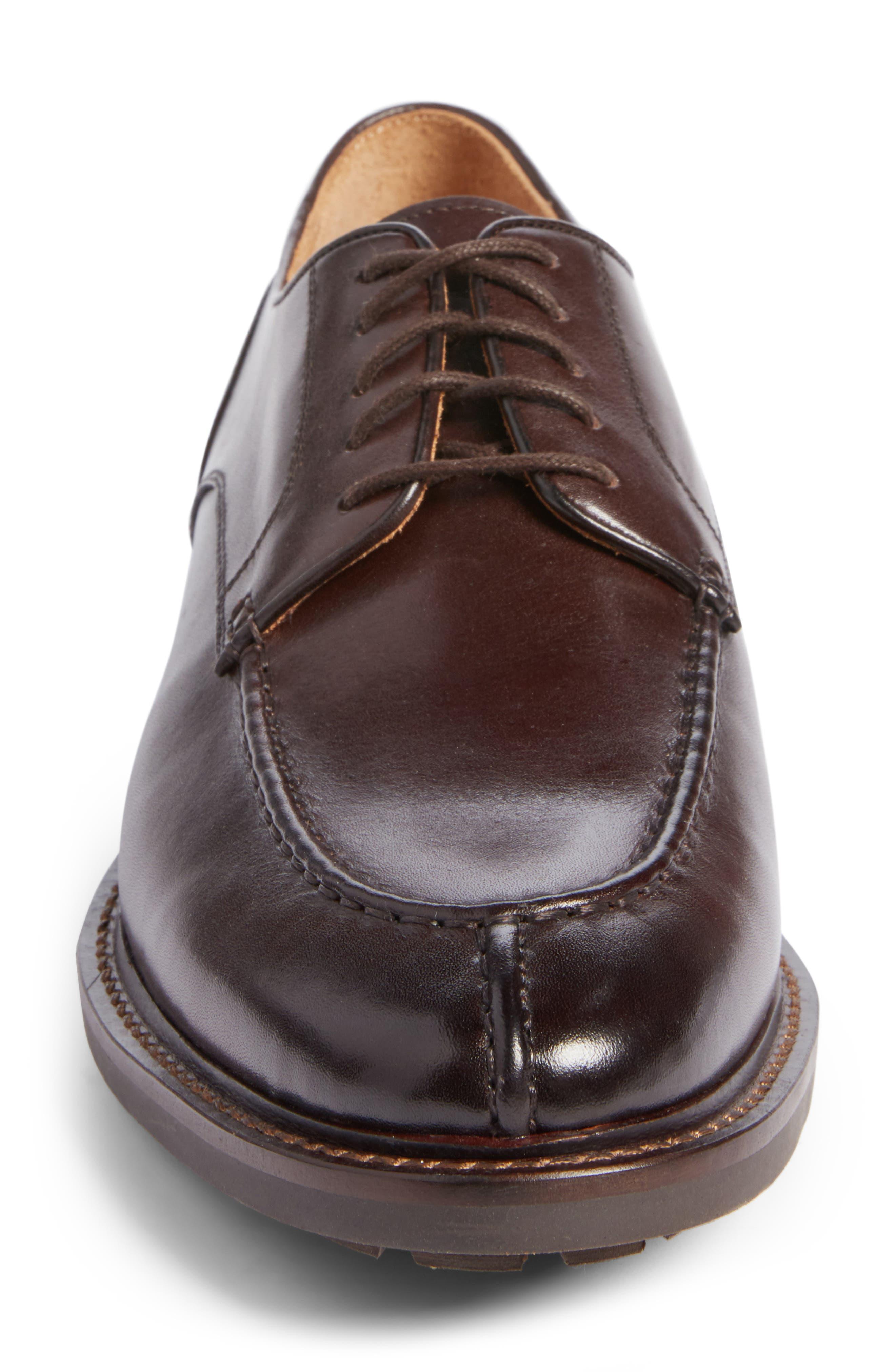 Alternate Image 4  - John W. Nordstrom® Medina Split Toe Derby (Men)