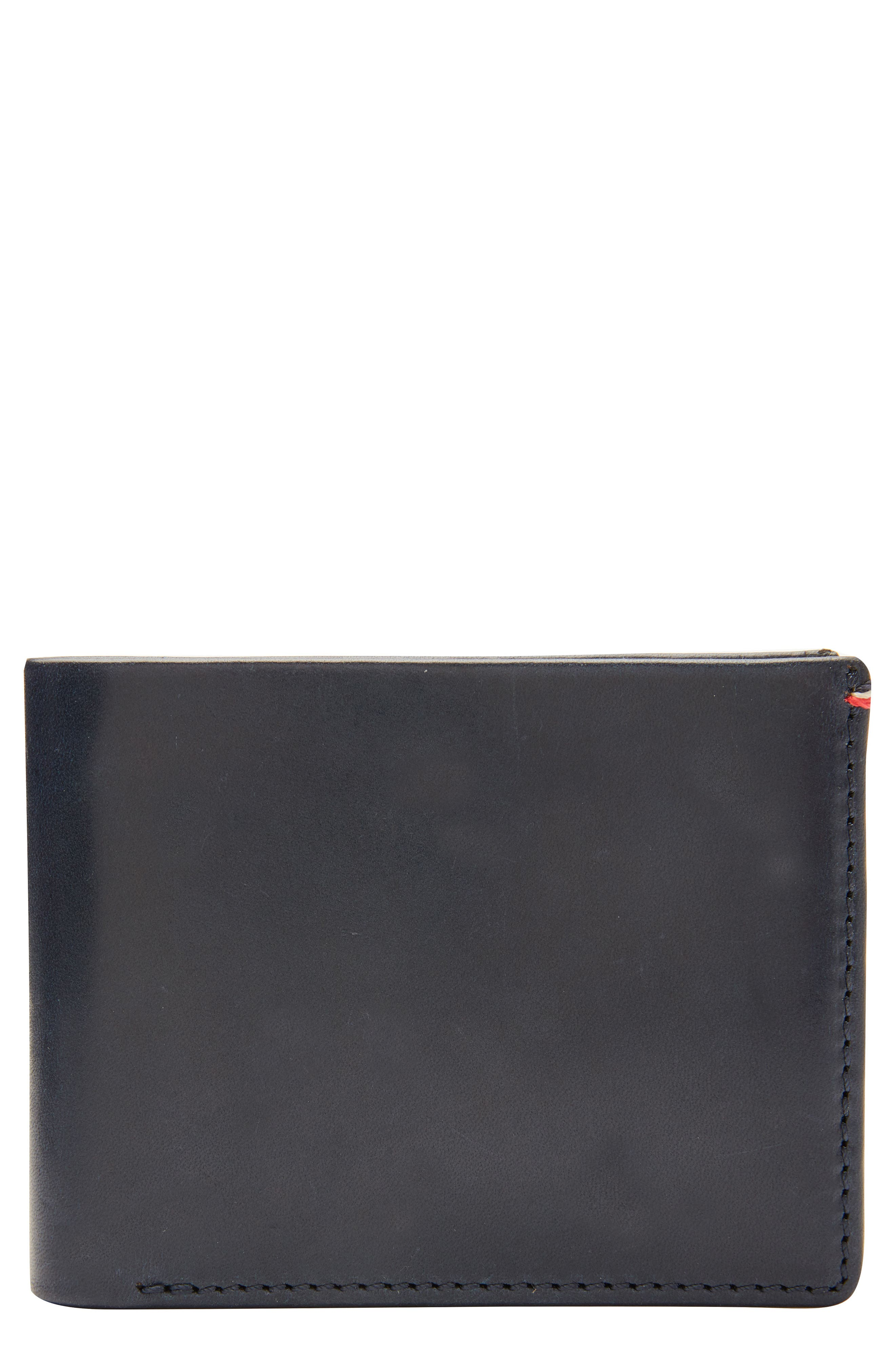 Main Image - Jack Mason Core Leather Wallet