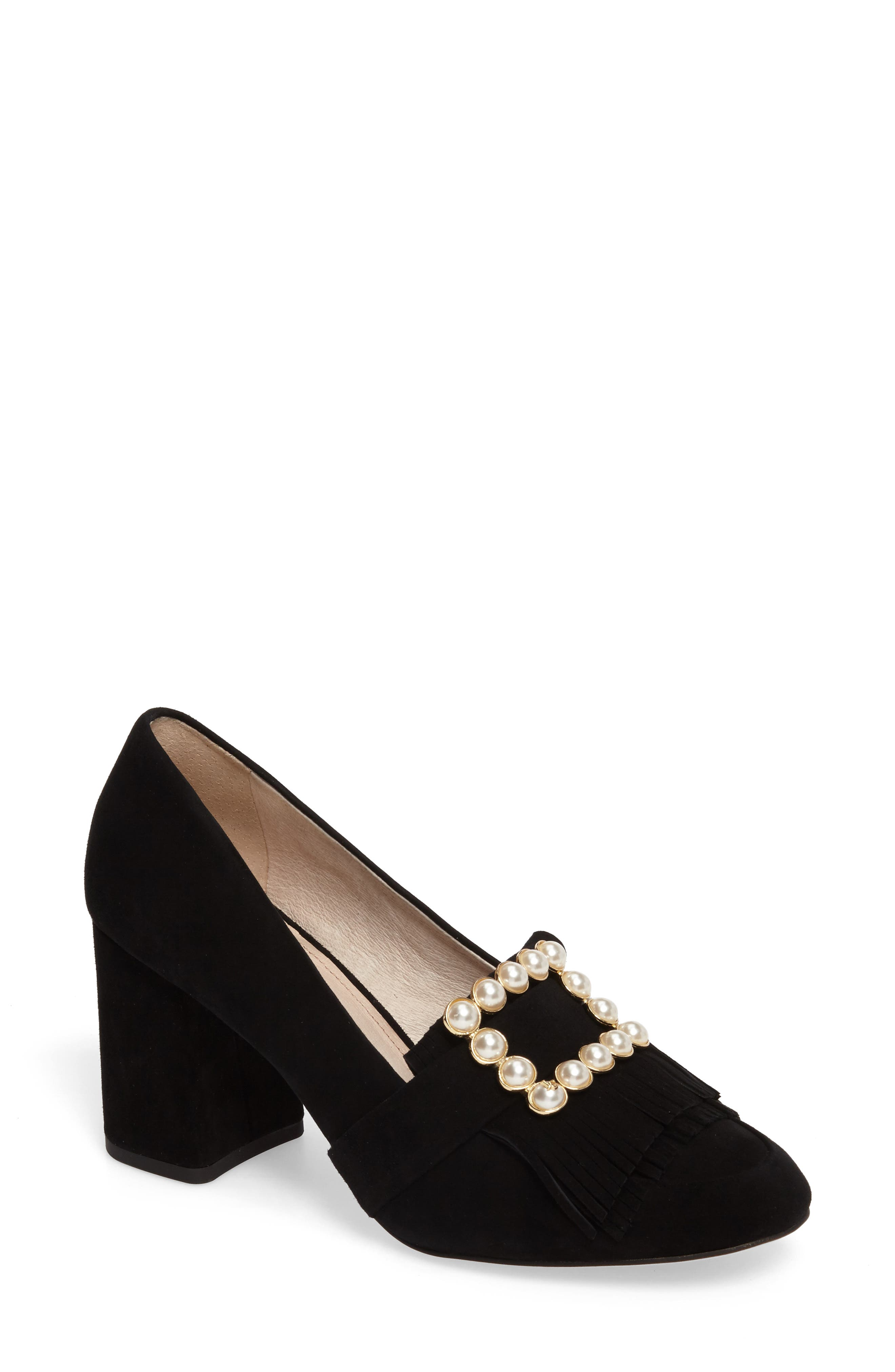 Alternate Image 1 Selected - Louise et Cie Idali Loafer Pump (Women)