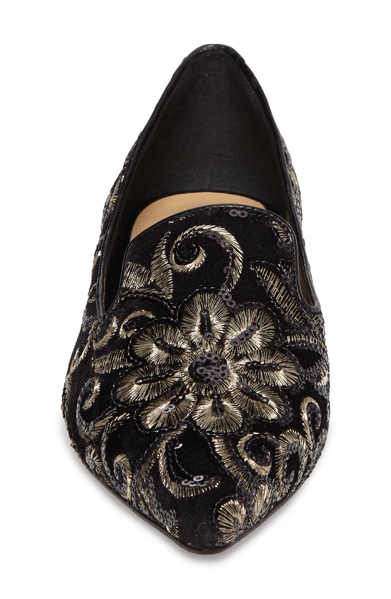 Alternate Image 4  - Badgley Mischka Mary Loafer (Women)