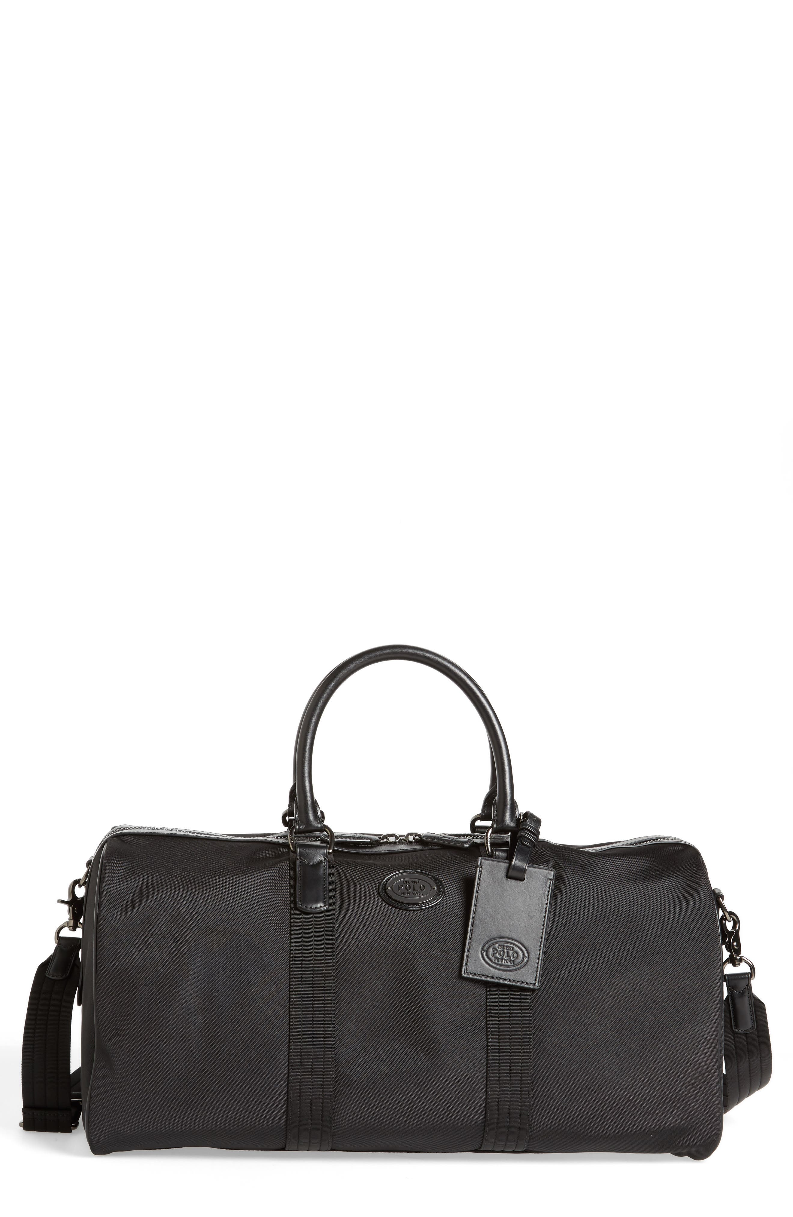 Alternate Image 1 Selected - Polo Ralph Lauren Thompson Duffel Bag