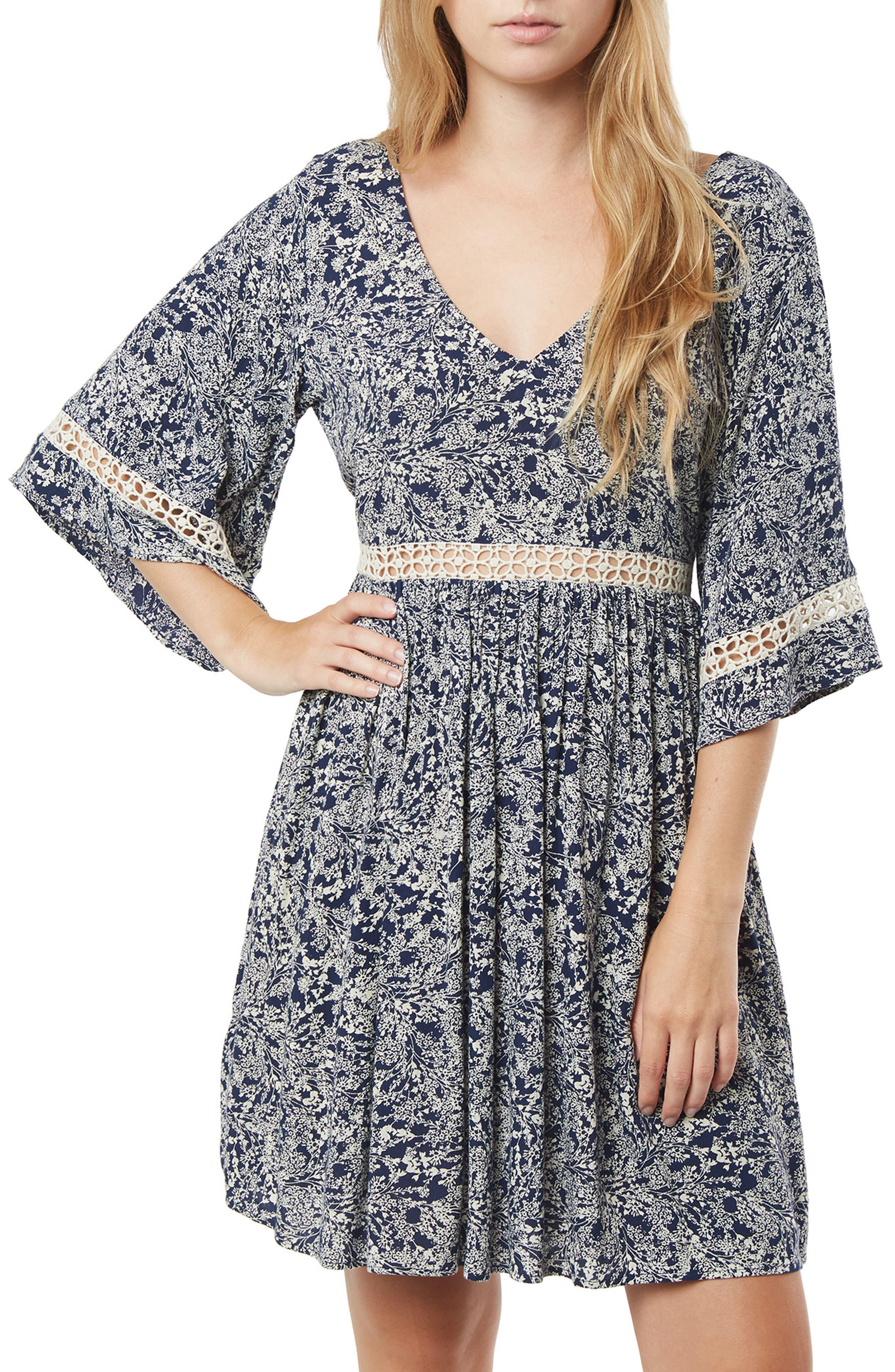 O'Neill Delores Print Dress