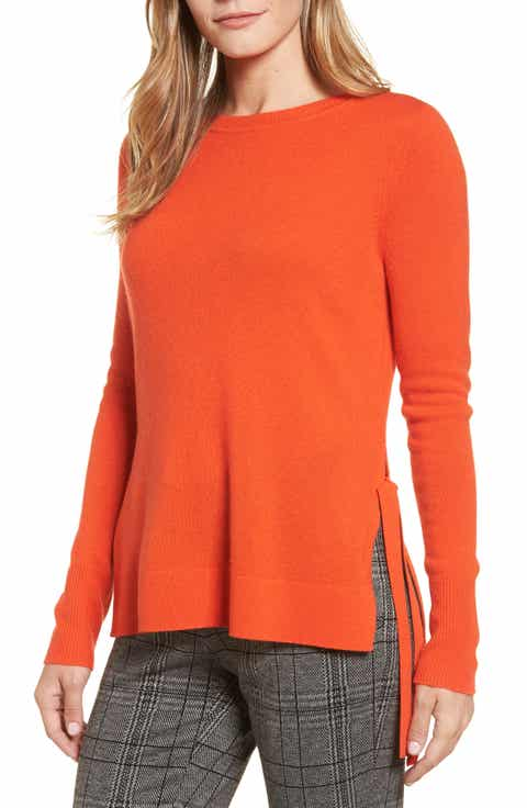 Women's Orange Sweaters | Nordstrom