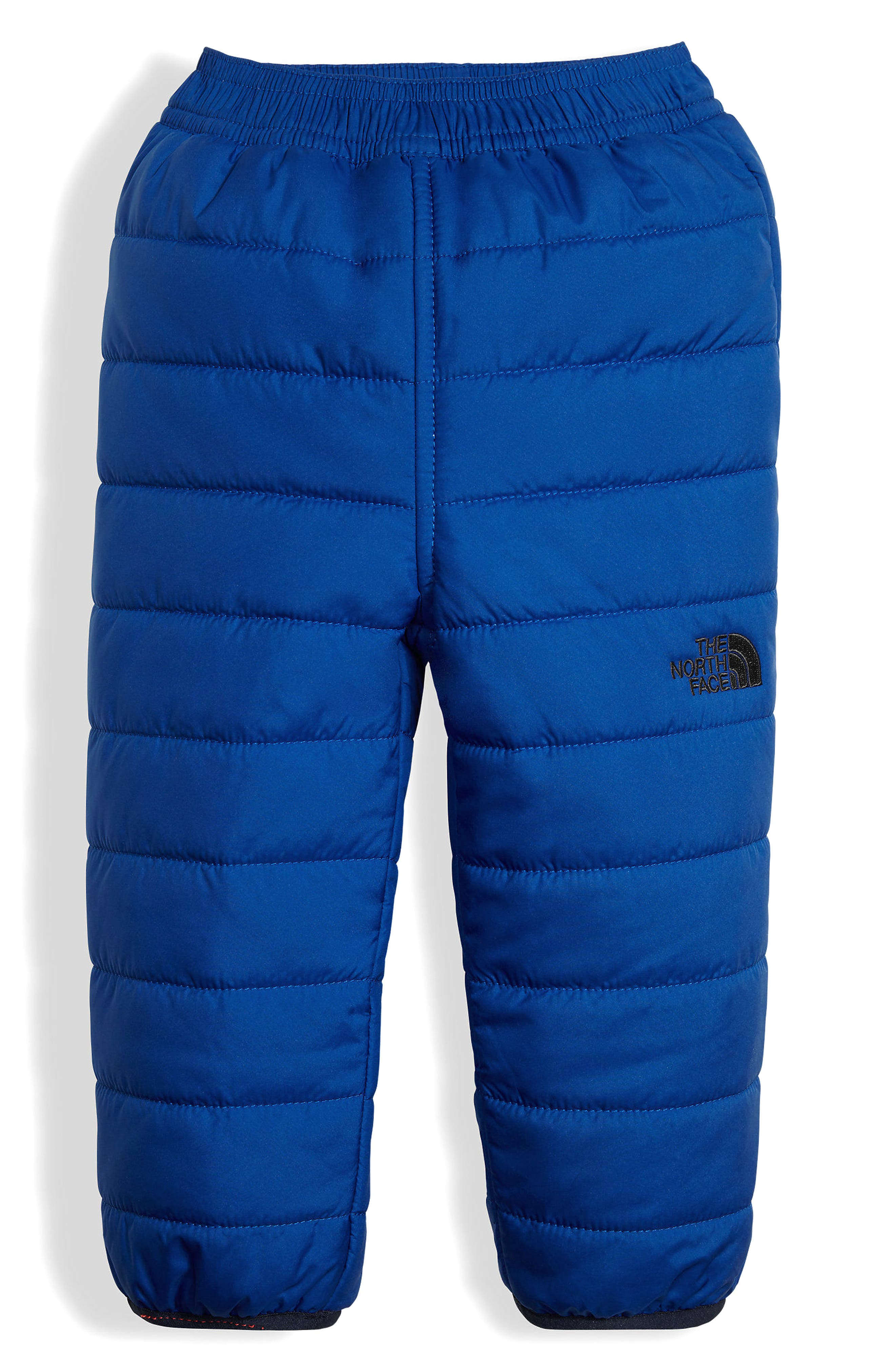 Perrito Reversible Water Repellent Pants,                             Main thumbnail 1, color,                             Bright Cobalt Blue