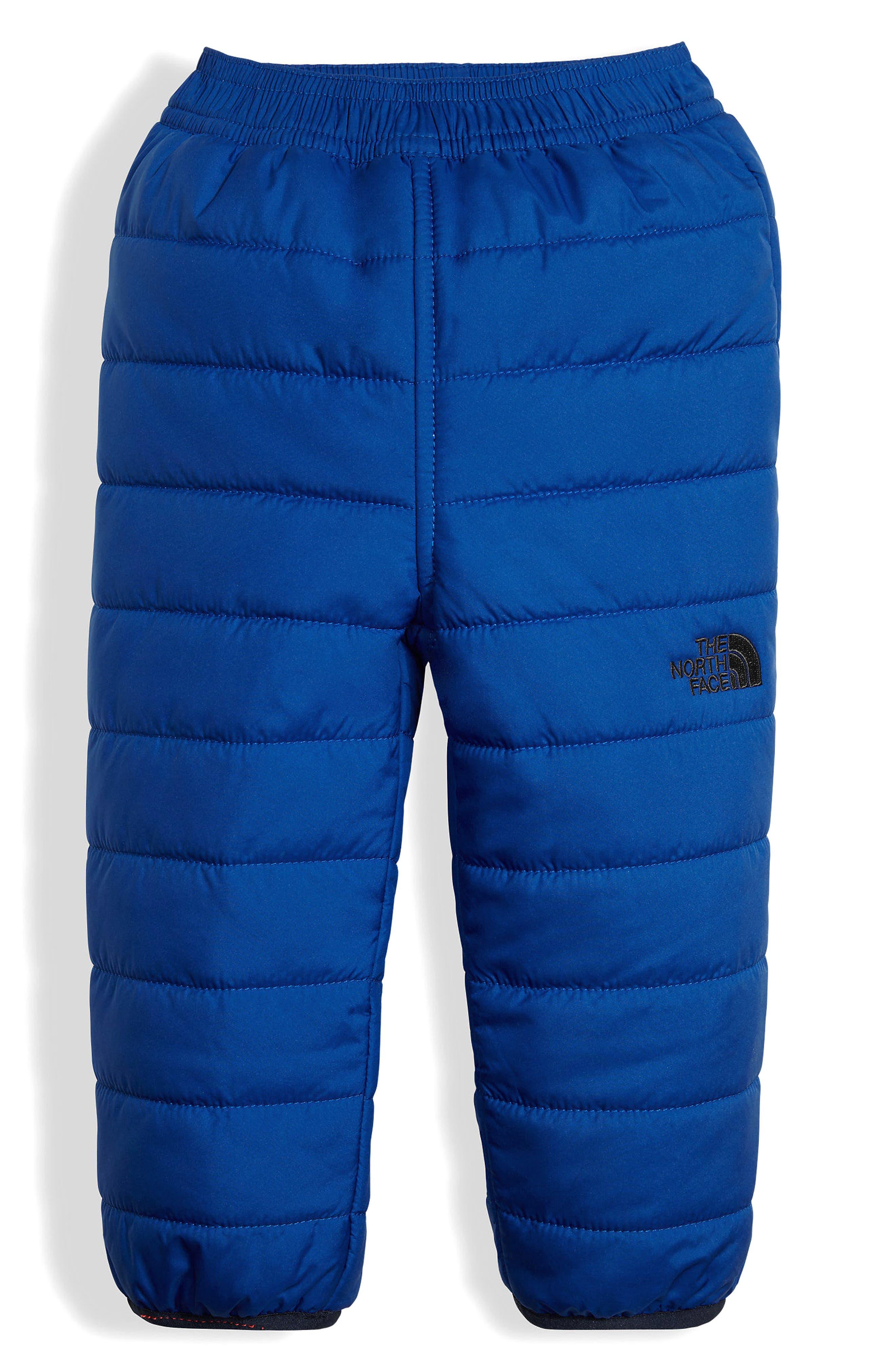 Perrito Reversible Water Repellent Pants,                         Main,                         color, Bright Cobalt Blue