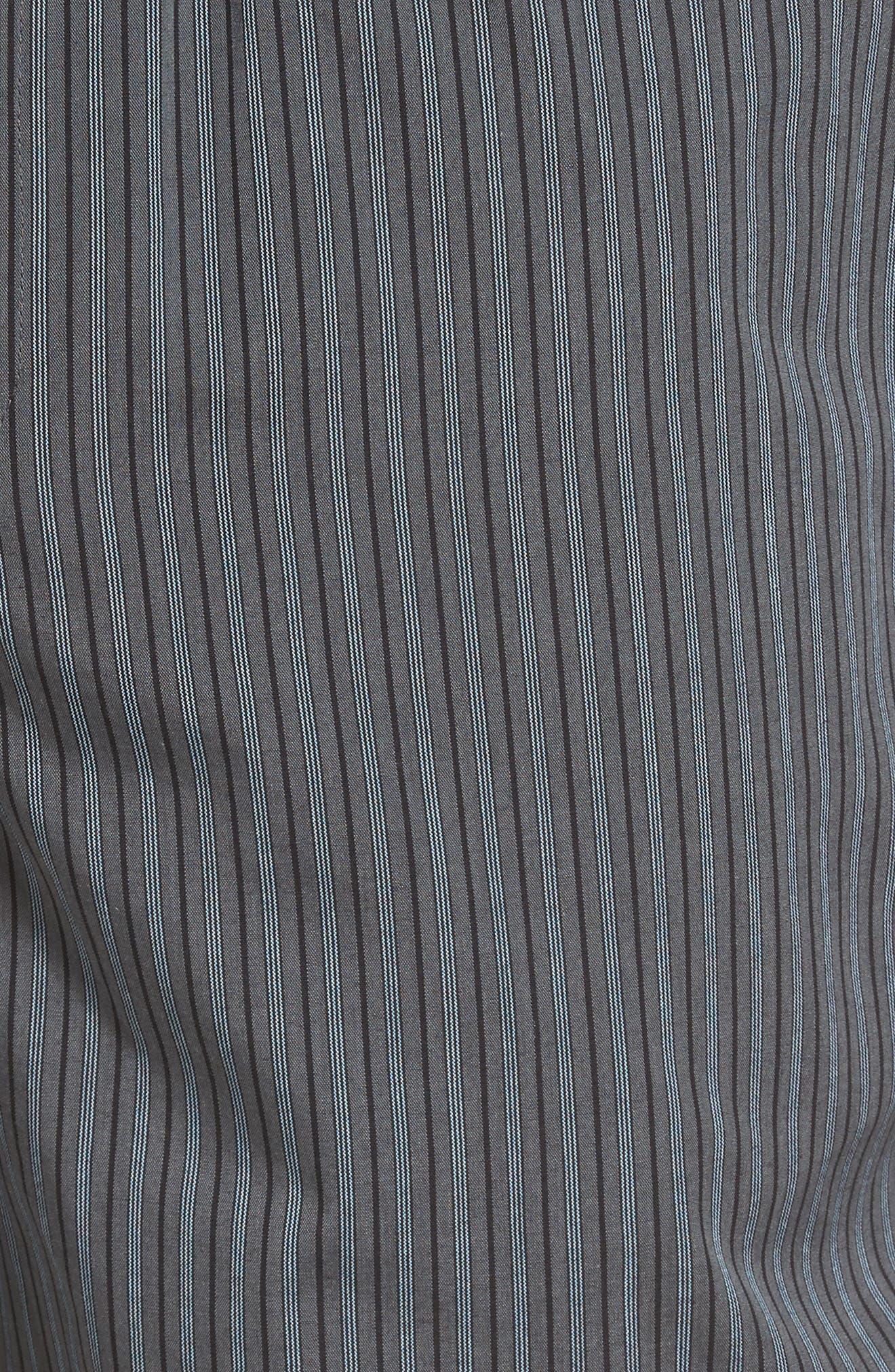 Alternate Image 5  - Nordstrom Men's Shop Poplin Lounge Pants