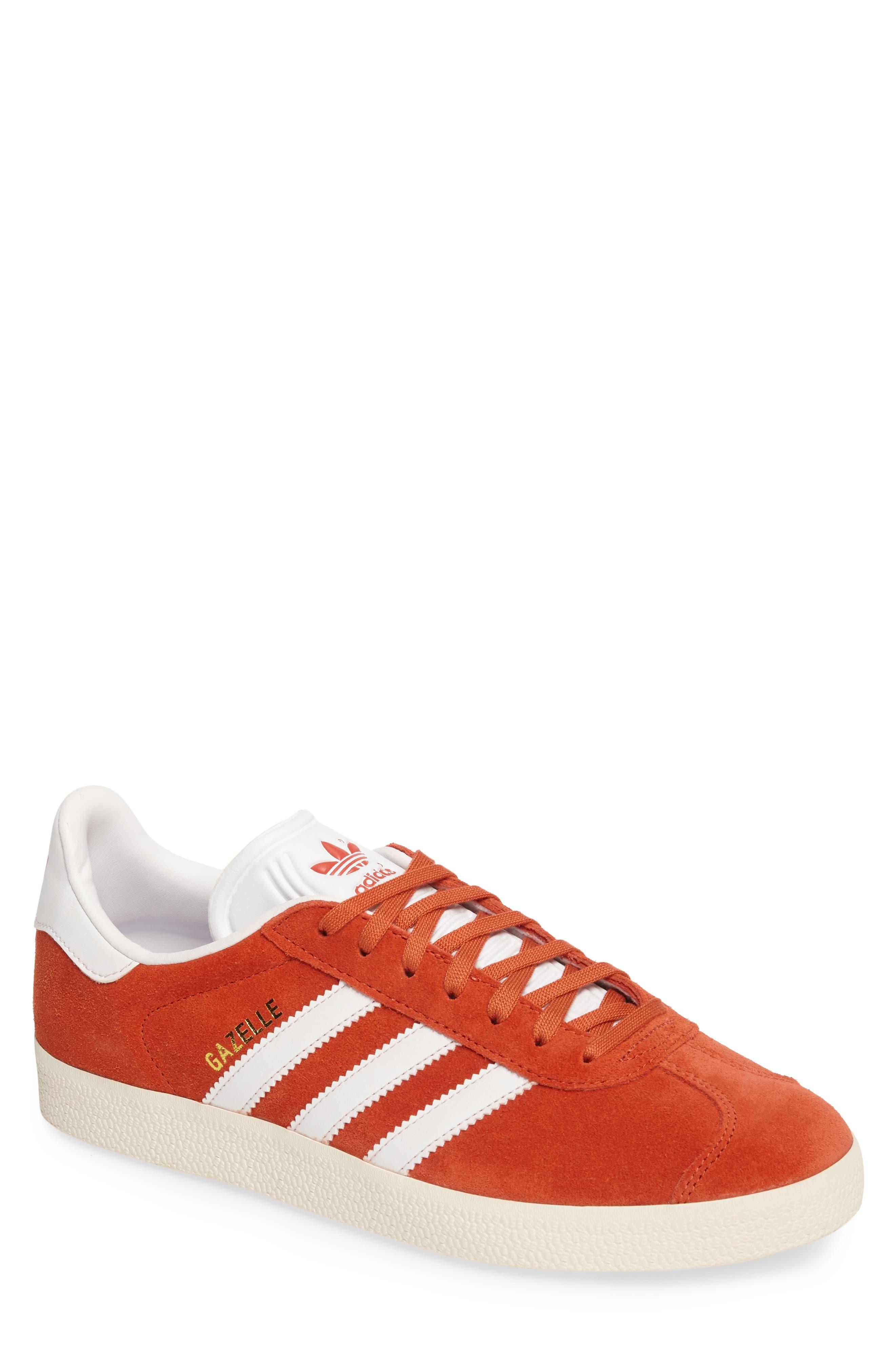 Gazelle Sneaker,                             Main thumbnail 1, color,                             Future Harvest/ White/ Gold