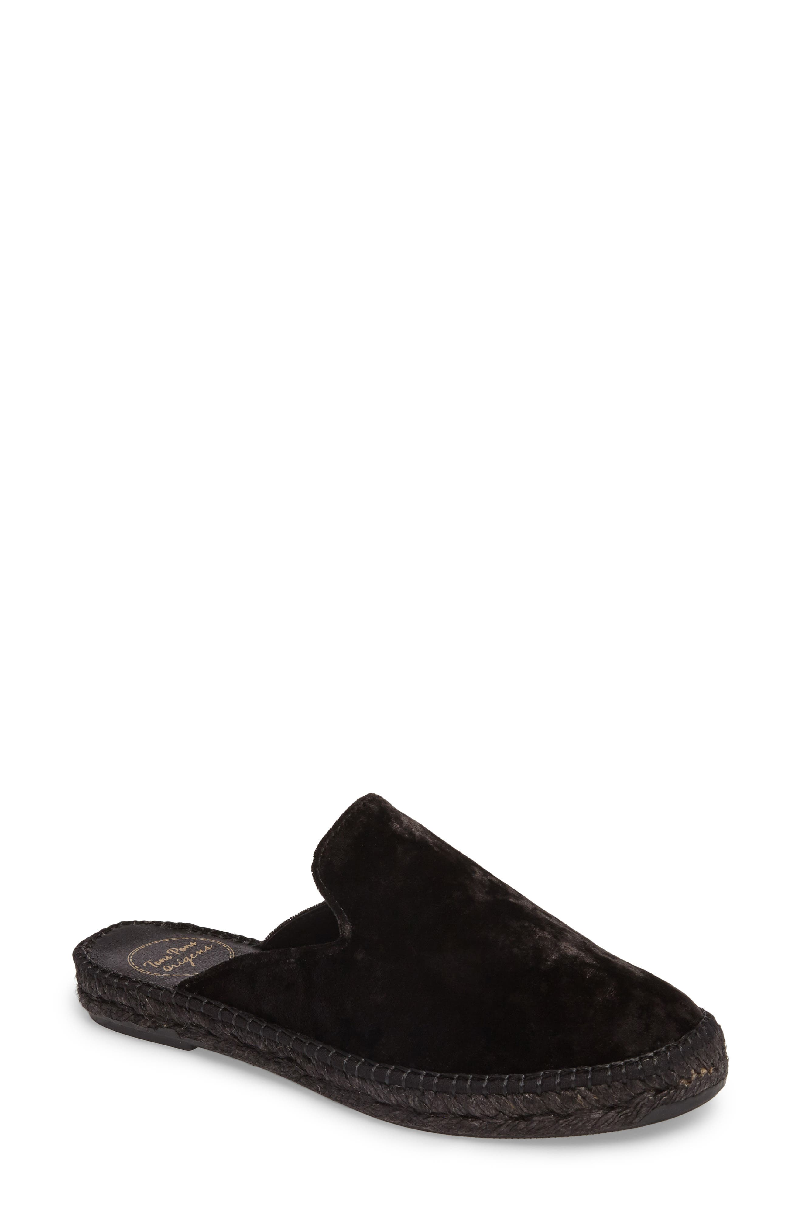Alternate Image 1 Selected - Toni Pons Malmo Espadrille Slipper Mule (Women)