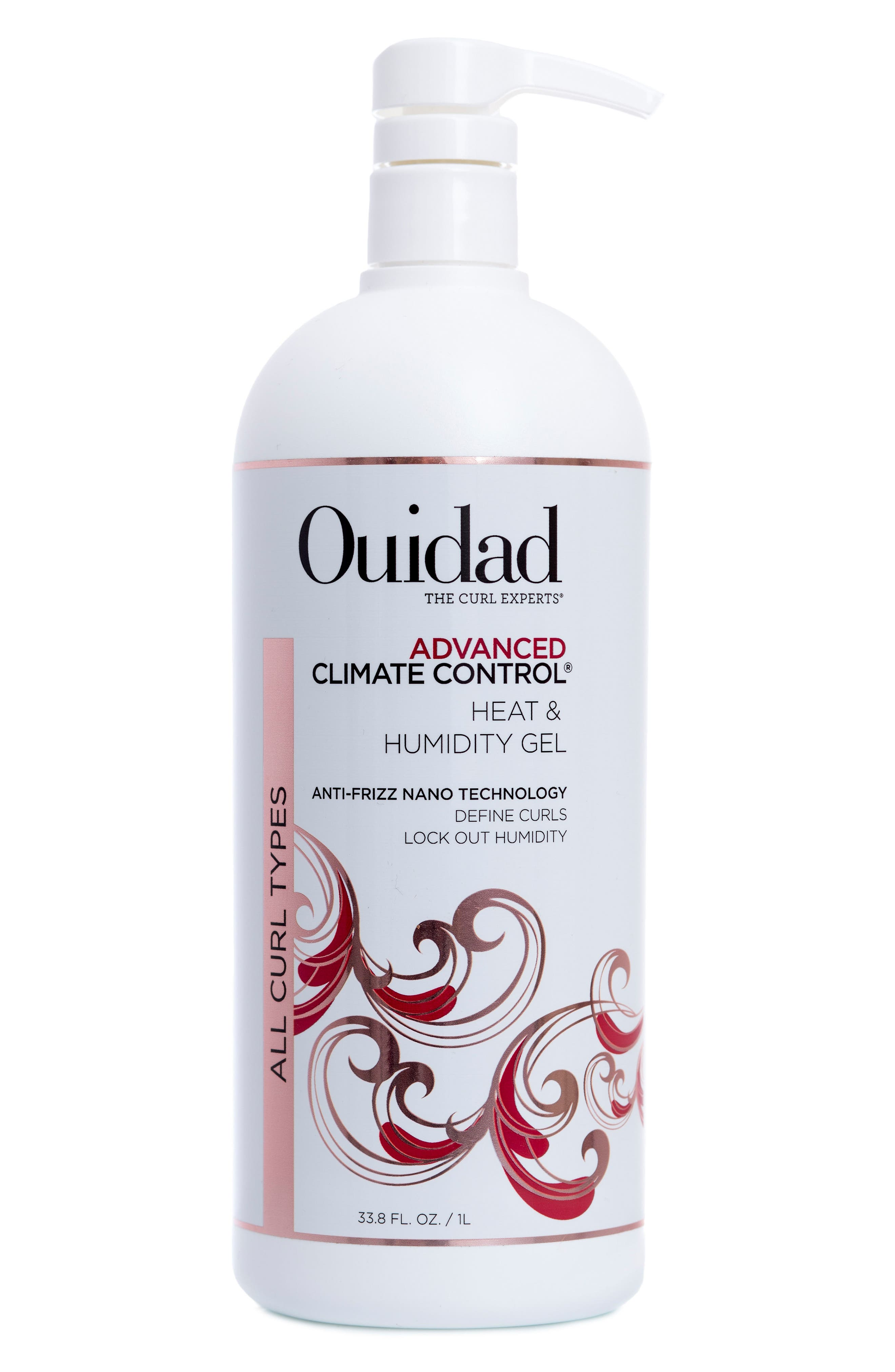 Ouidad Advanced Climate Control® Heat & Humidity Gel
