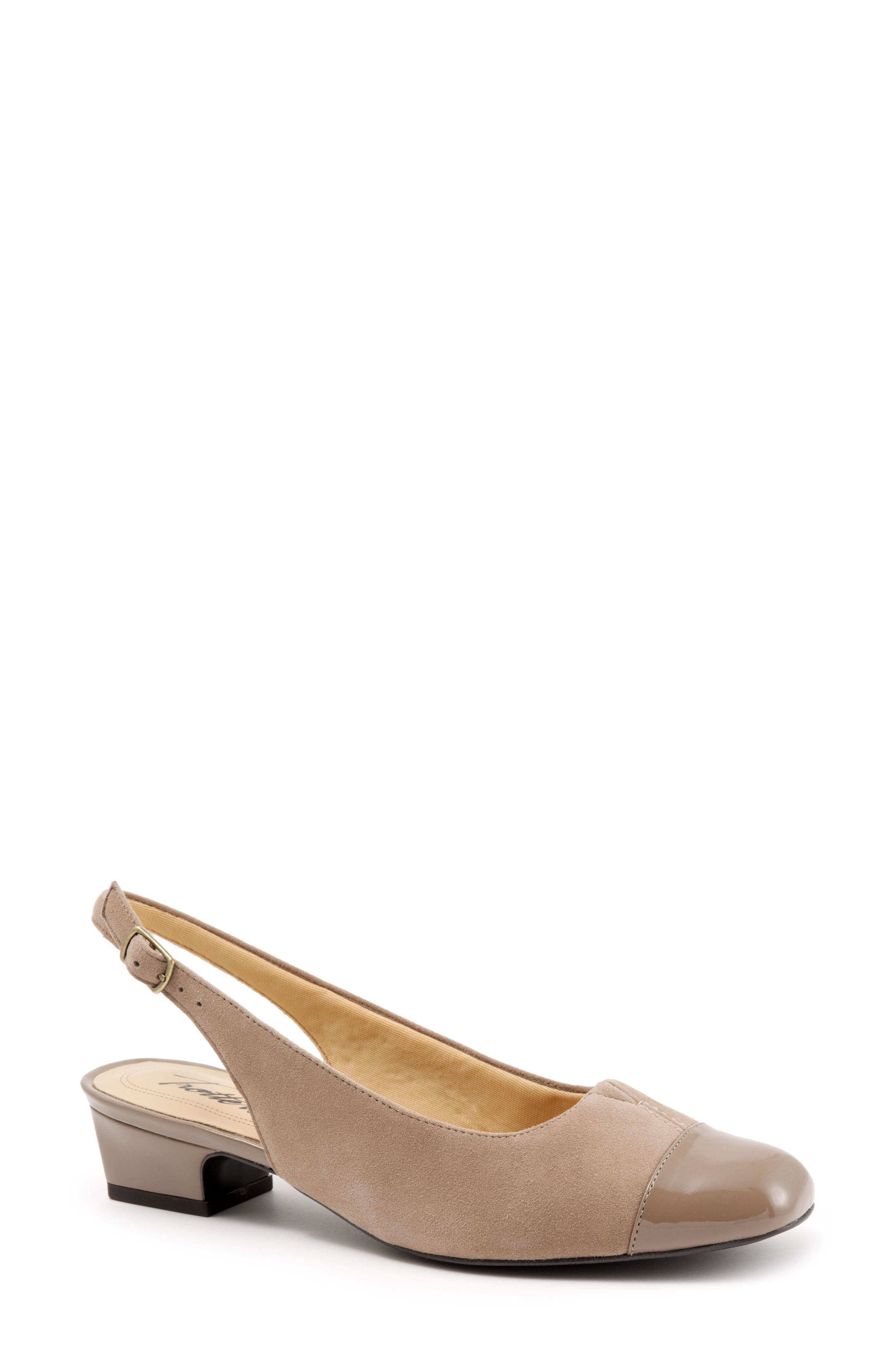 Alternate Image 1 Selected - Trotters 'Dea' Slingback