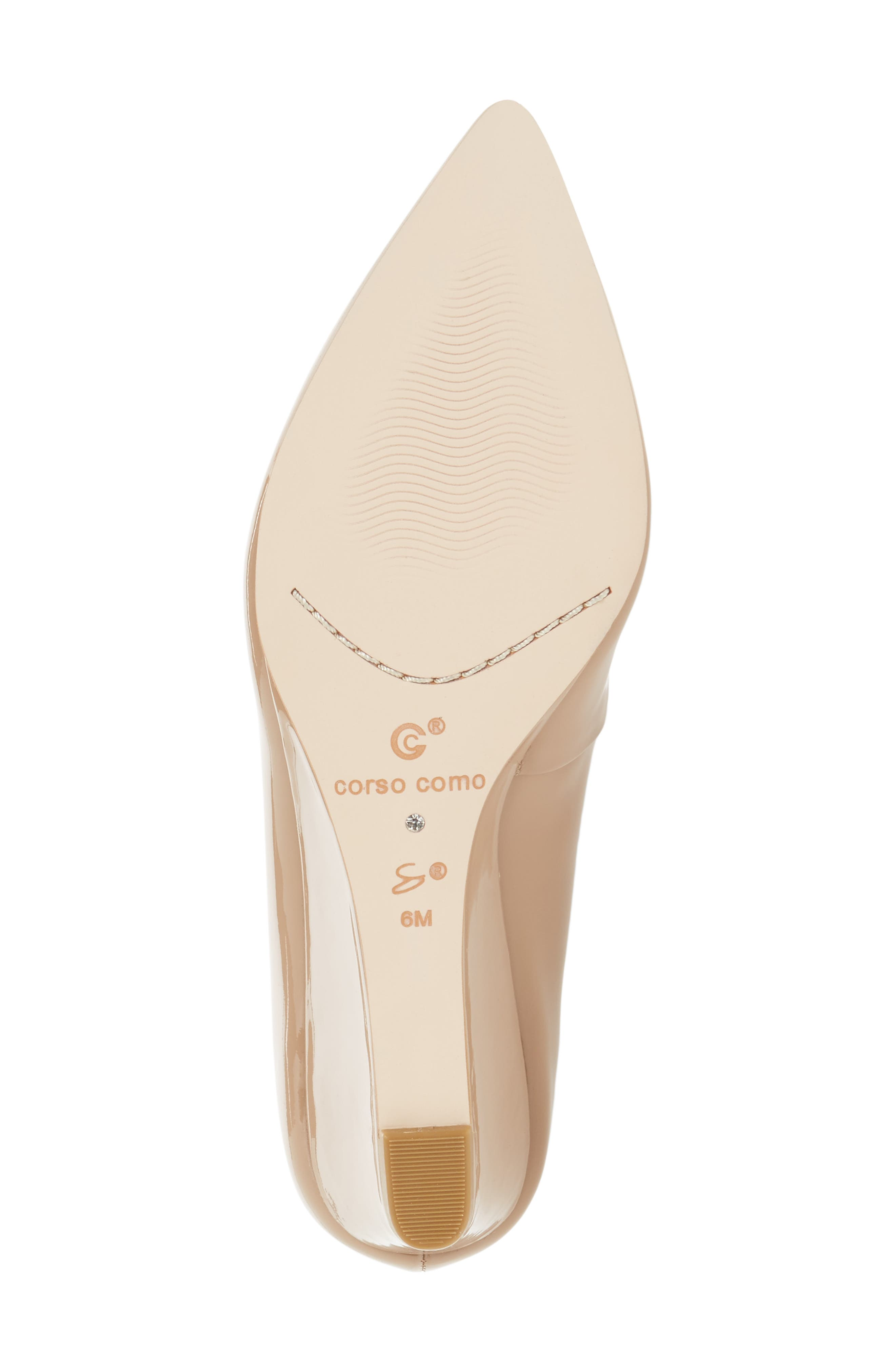 Alternate Image 6  - Corso Como Nelly Pointy Toe Wedge Pump (Women)