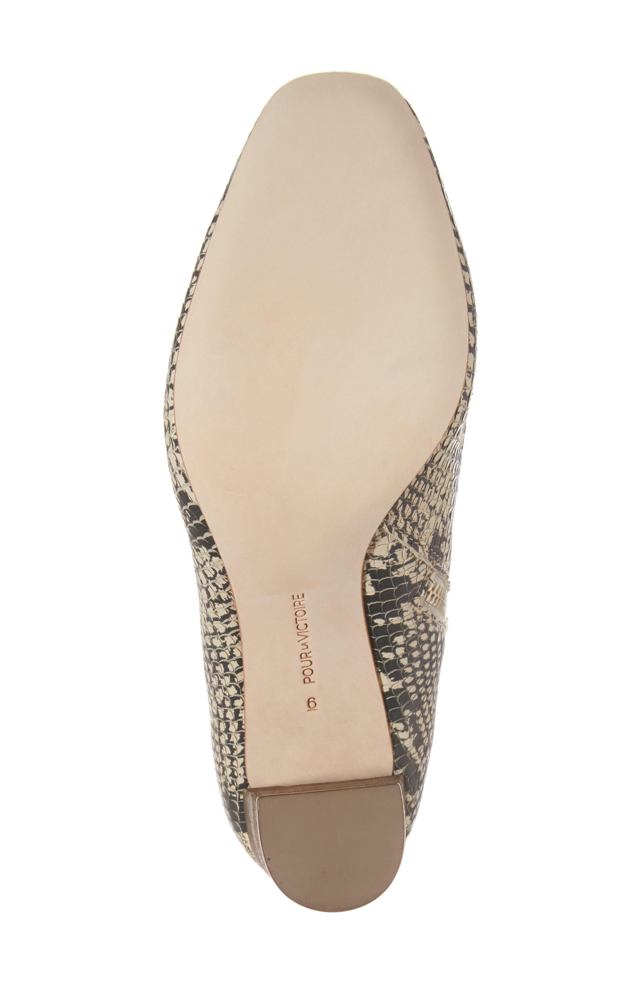 Alternate Image 6  - Pour la Victoire Rickie Crescent Heel Bootie (Women)