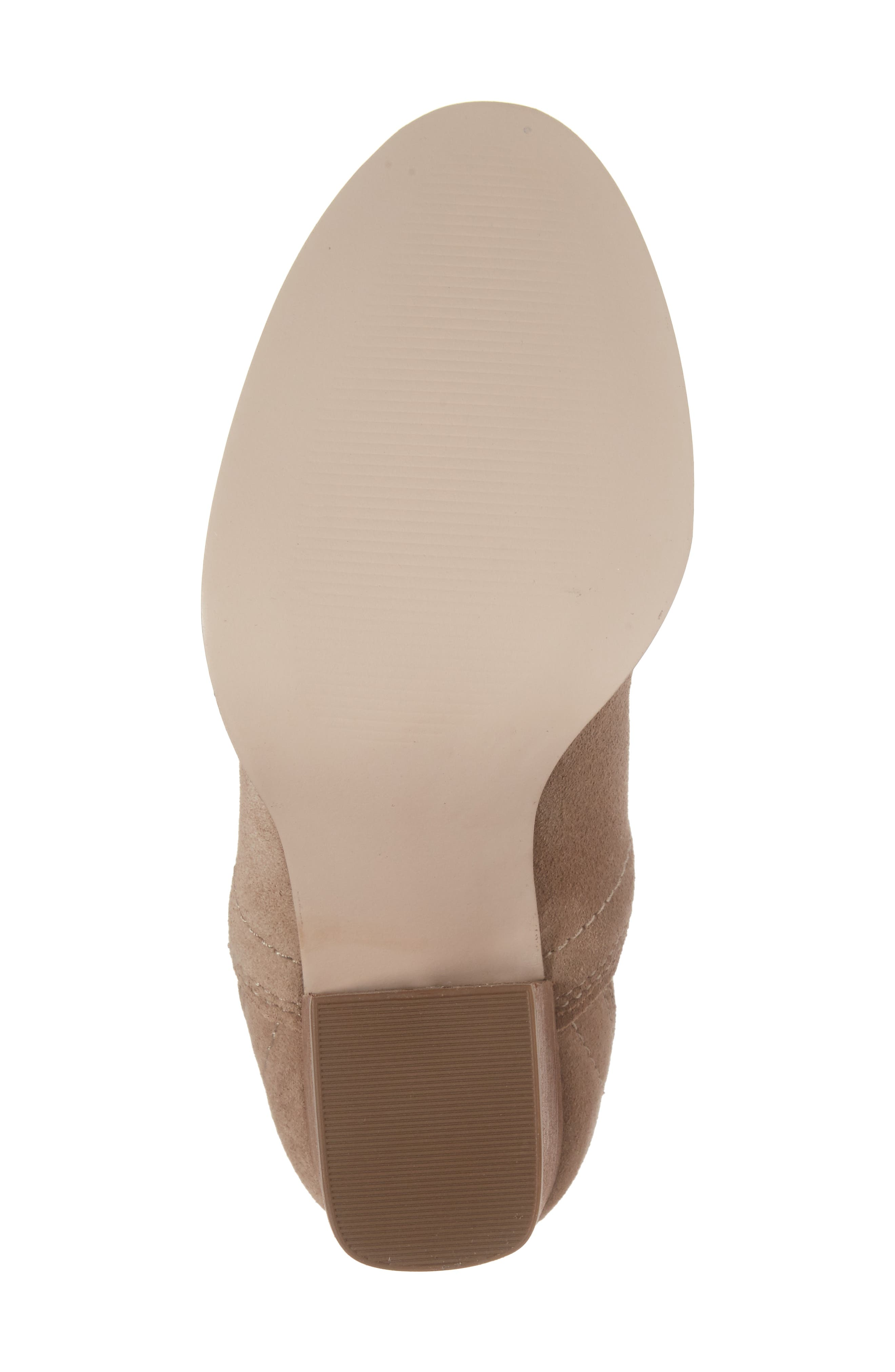 Carrillo Bootie,                             Alternate thumbnail 6, color,                             Taupe