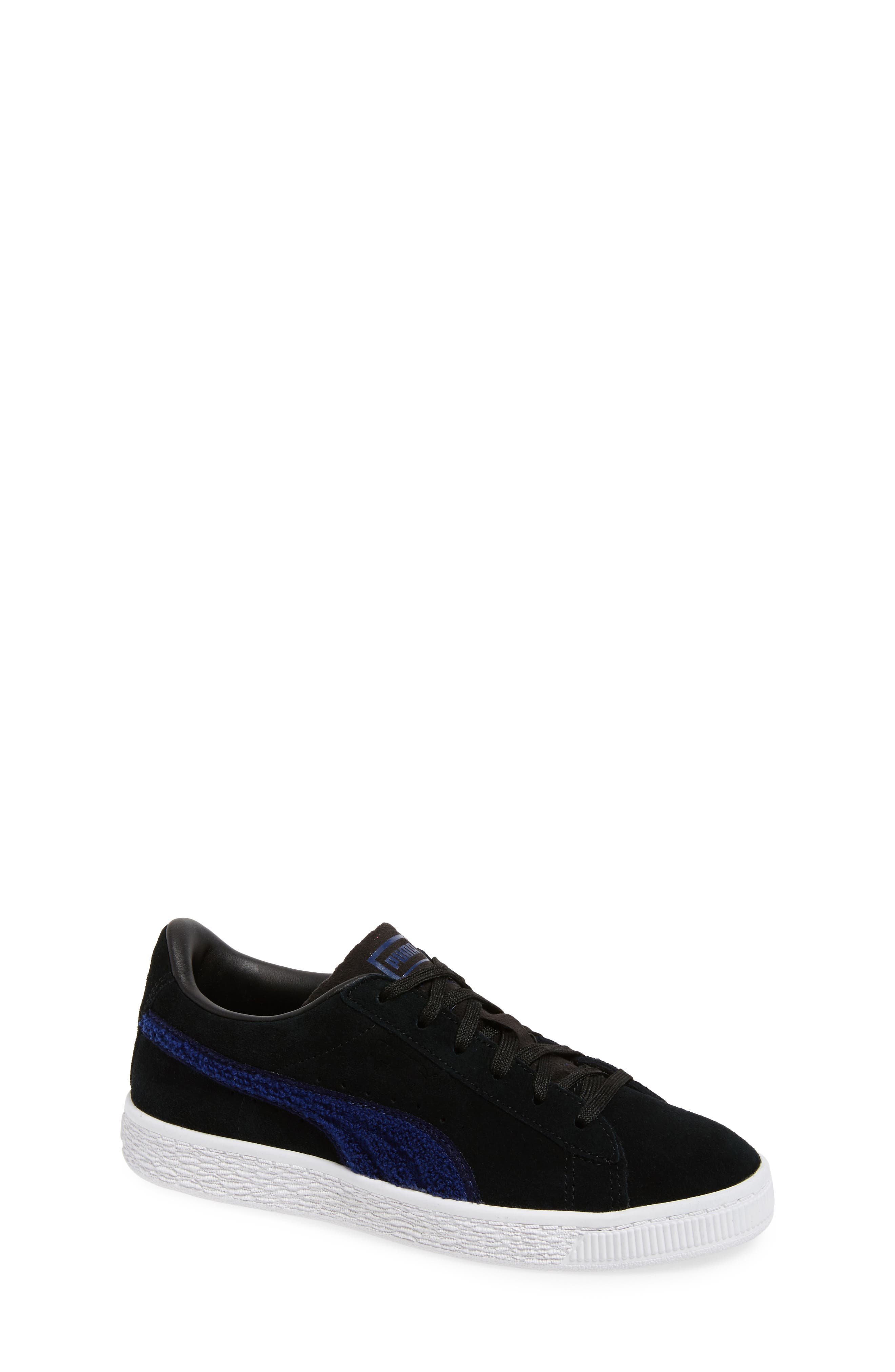 Alternate Image 1 Selected - PUMA Classic Terry Sneaker (Toddler, Little Kid & Big Kid)