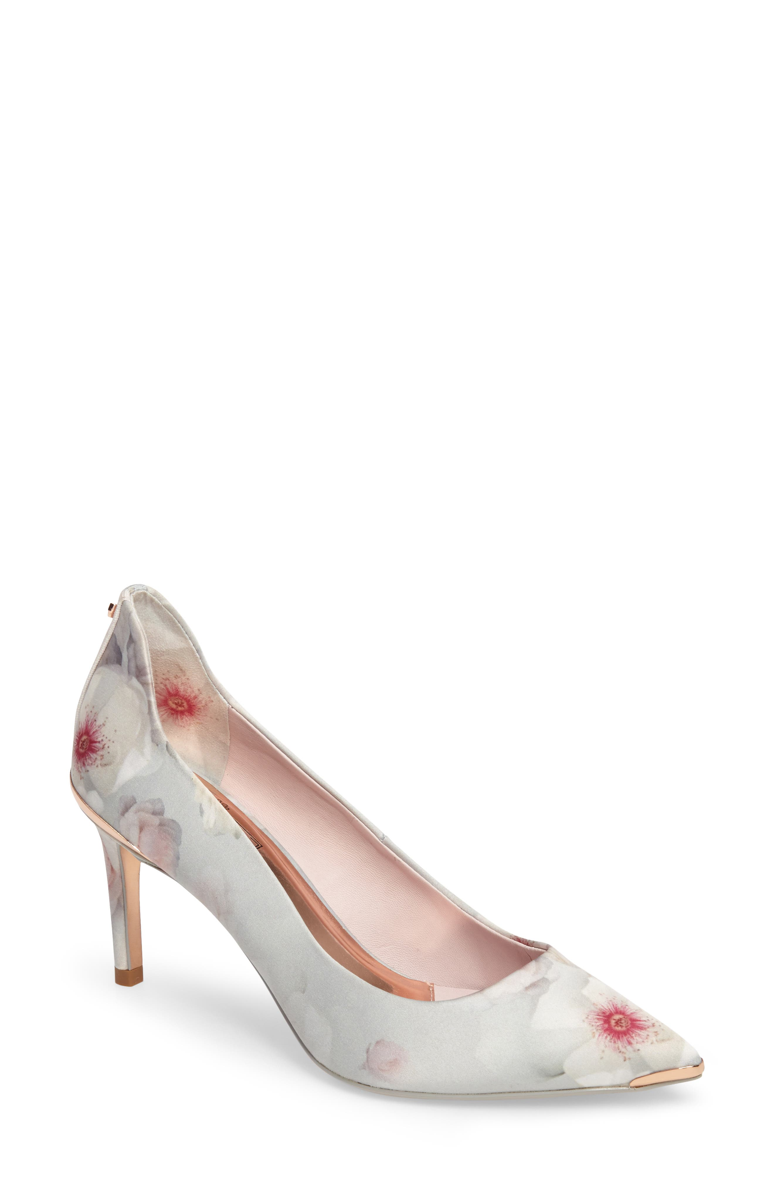 Alternate Image 1 Selected - Ted Baker London Vyixin Pointy Toe Pump (Women)