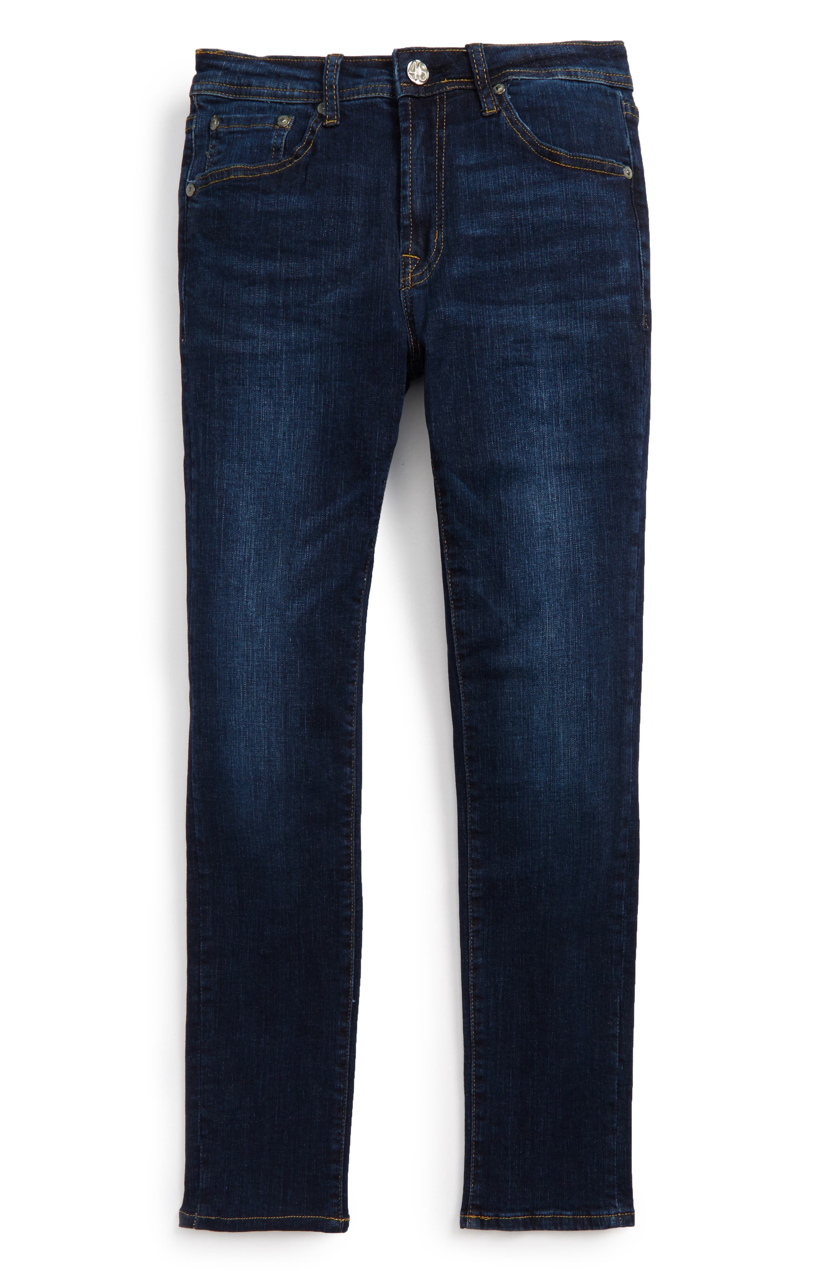 ag adriano goldschmied kids The Stryker Slim Straight Leg Jeans (Toddler Boys, Little Boys & Big Boys)