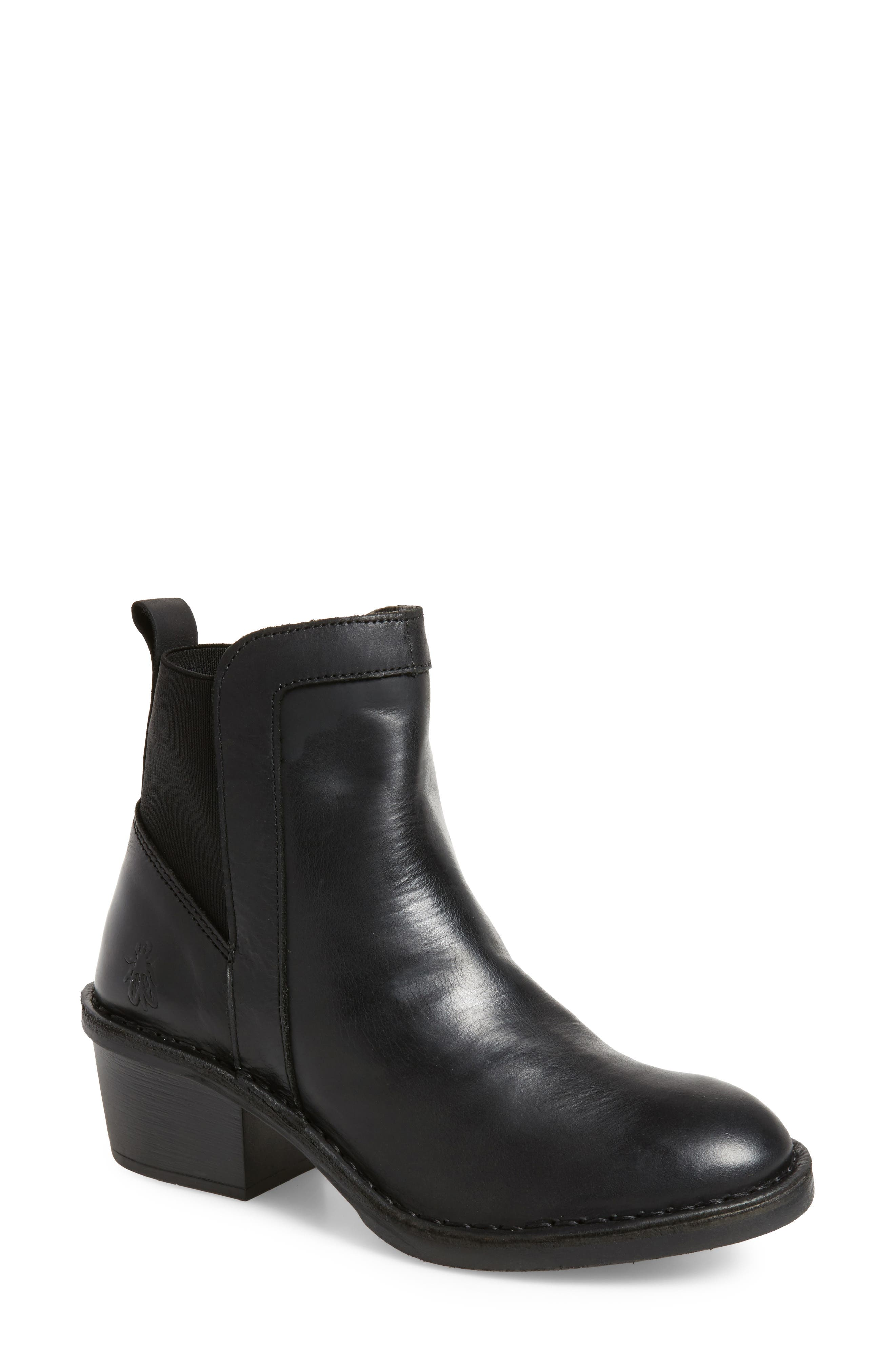 Alternate Image 1 Selected - Fly London Dicy Bootie (Women)