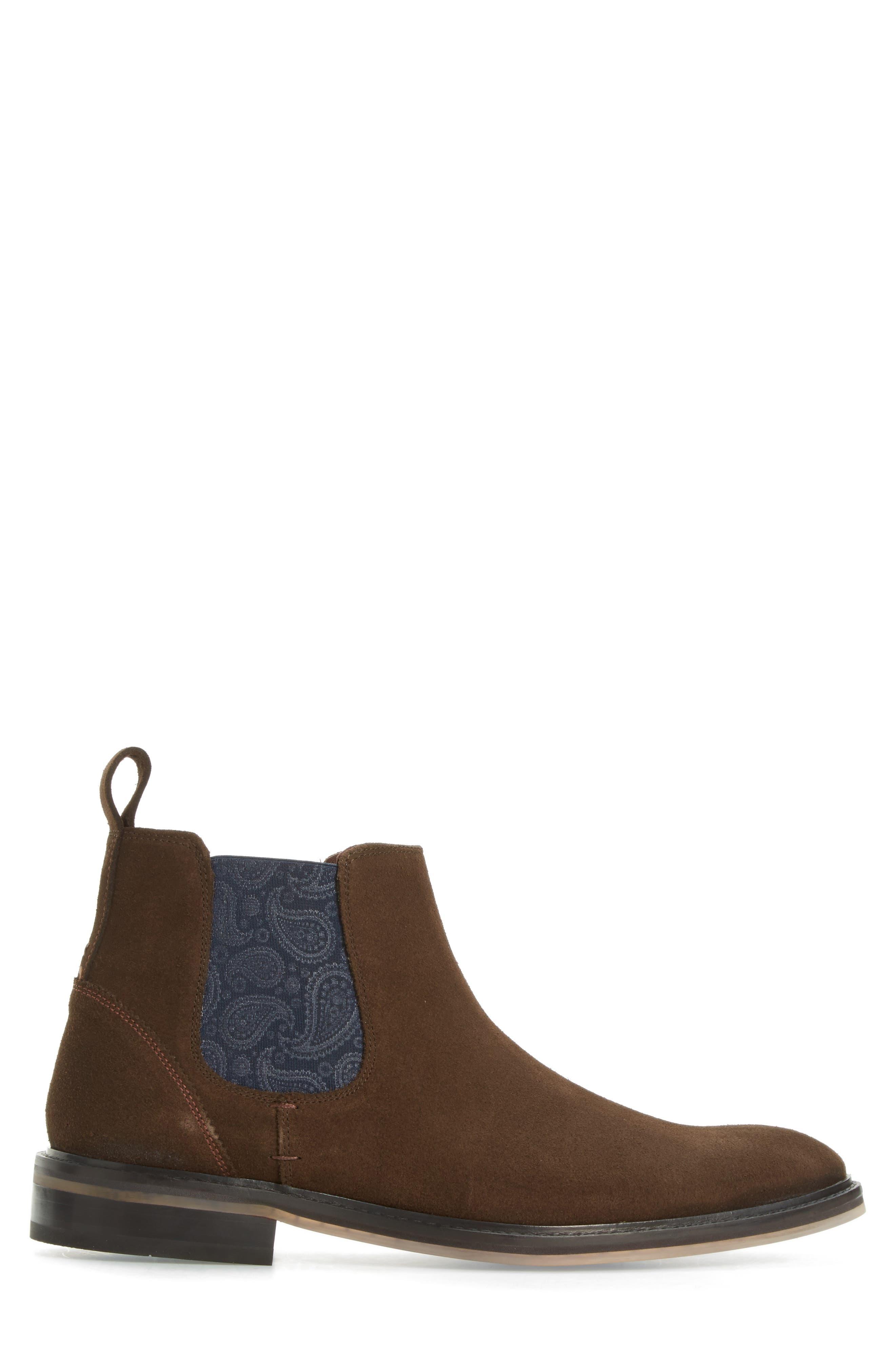 Alternate Image 3  - Ted Baker London Zilpha Chelsea Boot (Men)