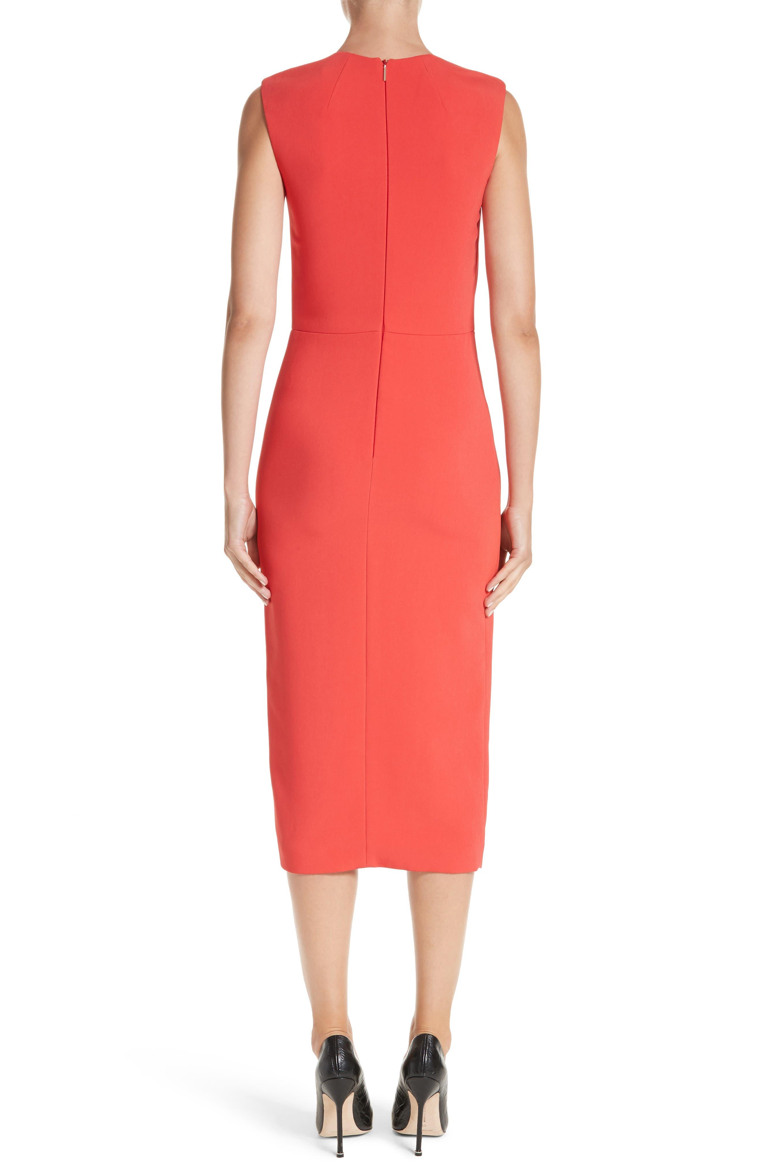 Day Dress,                             Alternate thumbnail 2, color,                             Watermelon