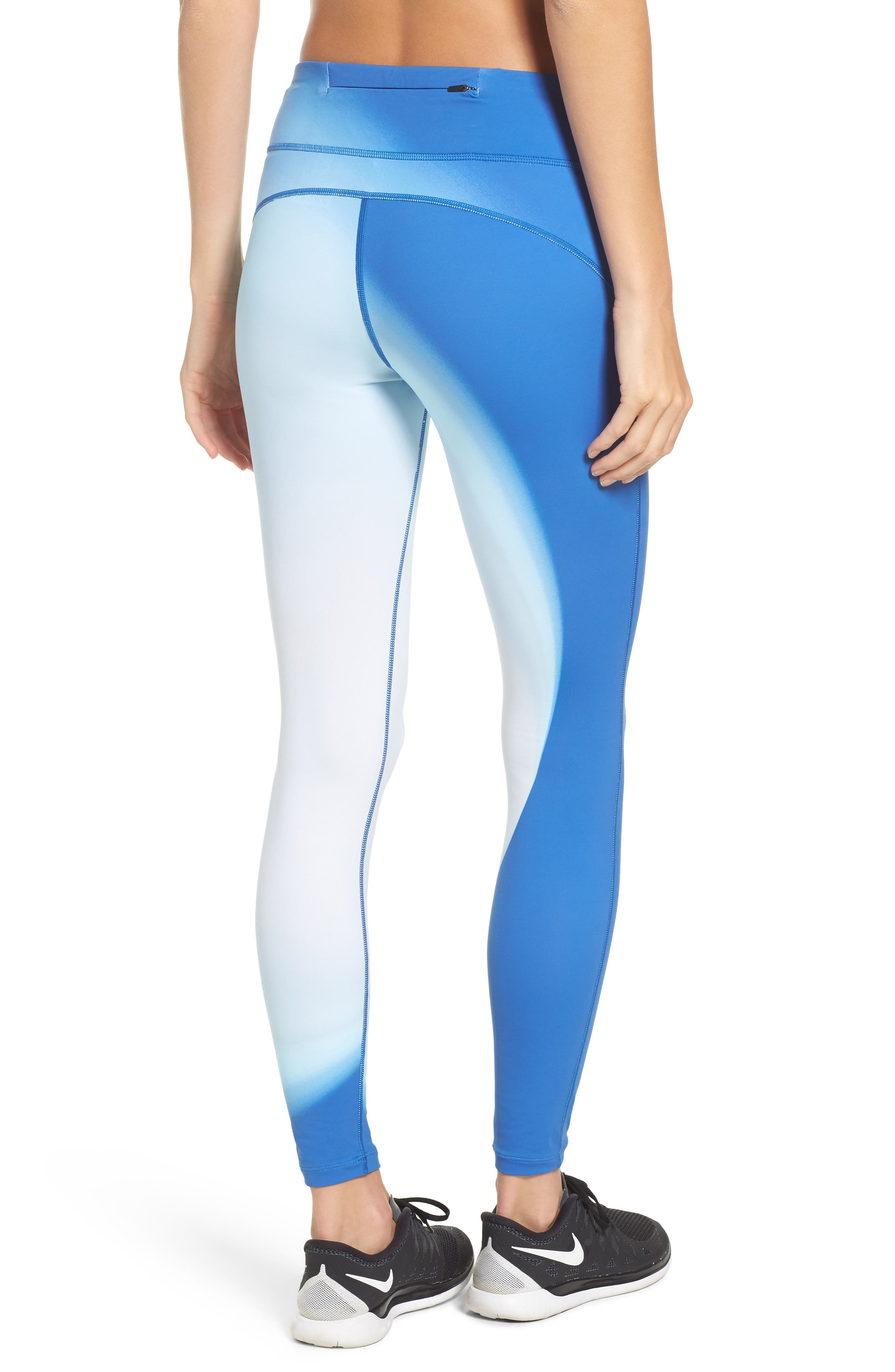 Power Epic Lux 2.0 Running Tights,                             Alternate thumbnail 2, color,                             Thunder Blue