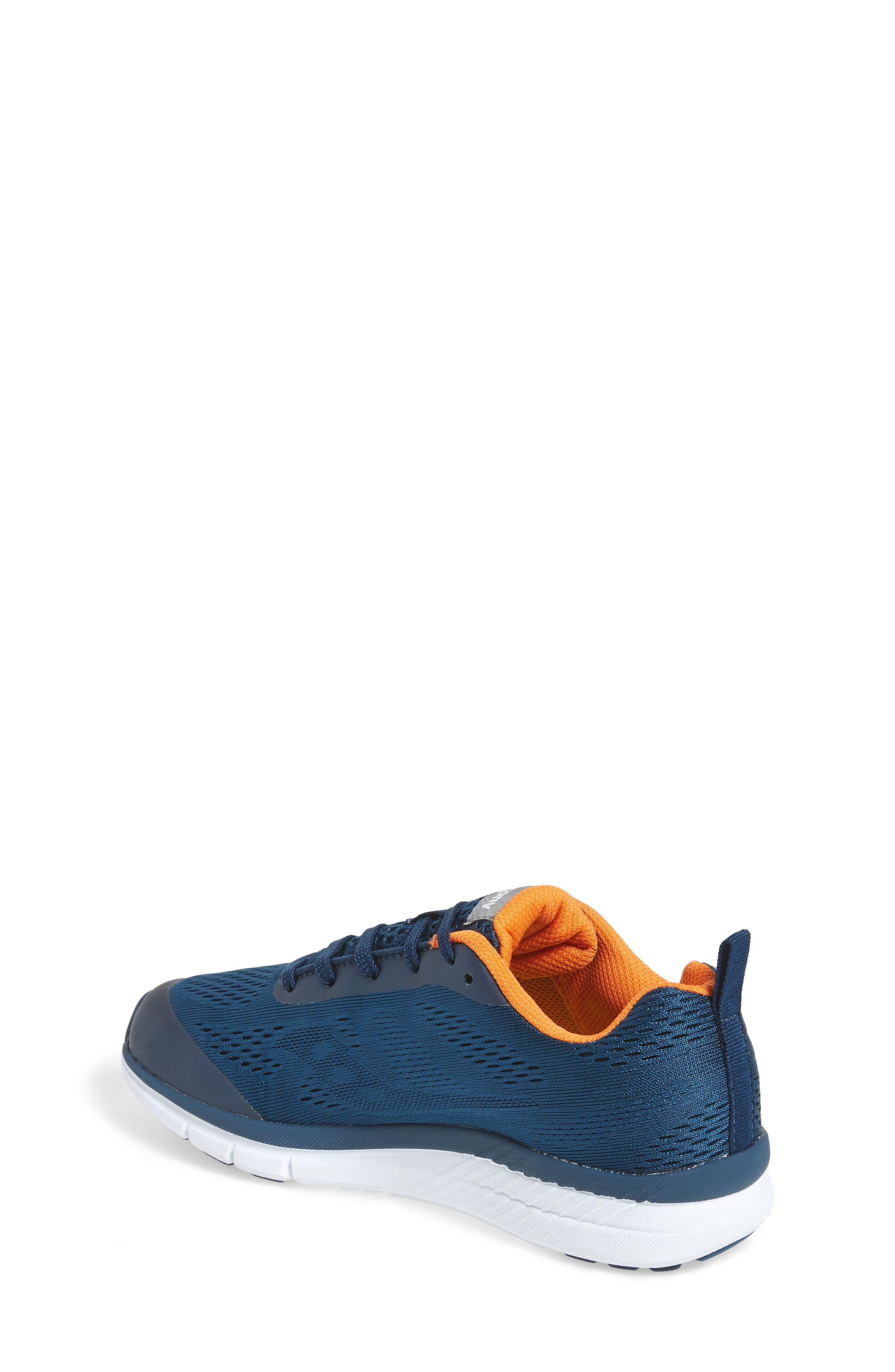 Alternate Image 2  - Saucony Ideal Sneaker (Toddler, Little Kid & Big Kid)