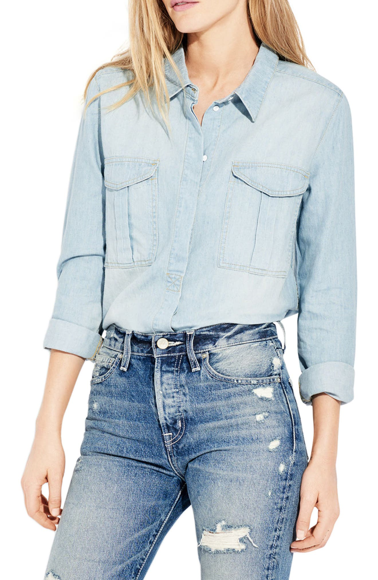 AYR The Wish Chambray Shirt